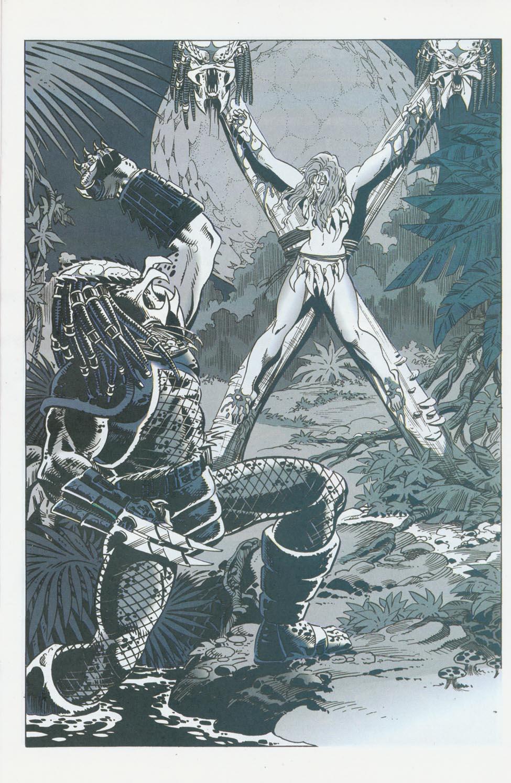 Read online Aliens/Predator: The Deadliest of the Species comic -  Issue #10 - 21