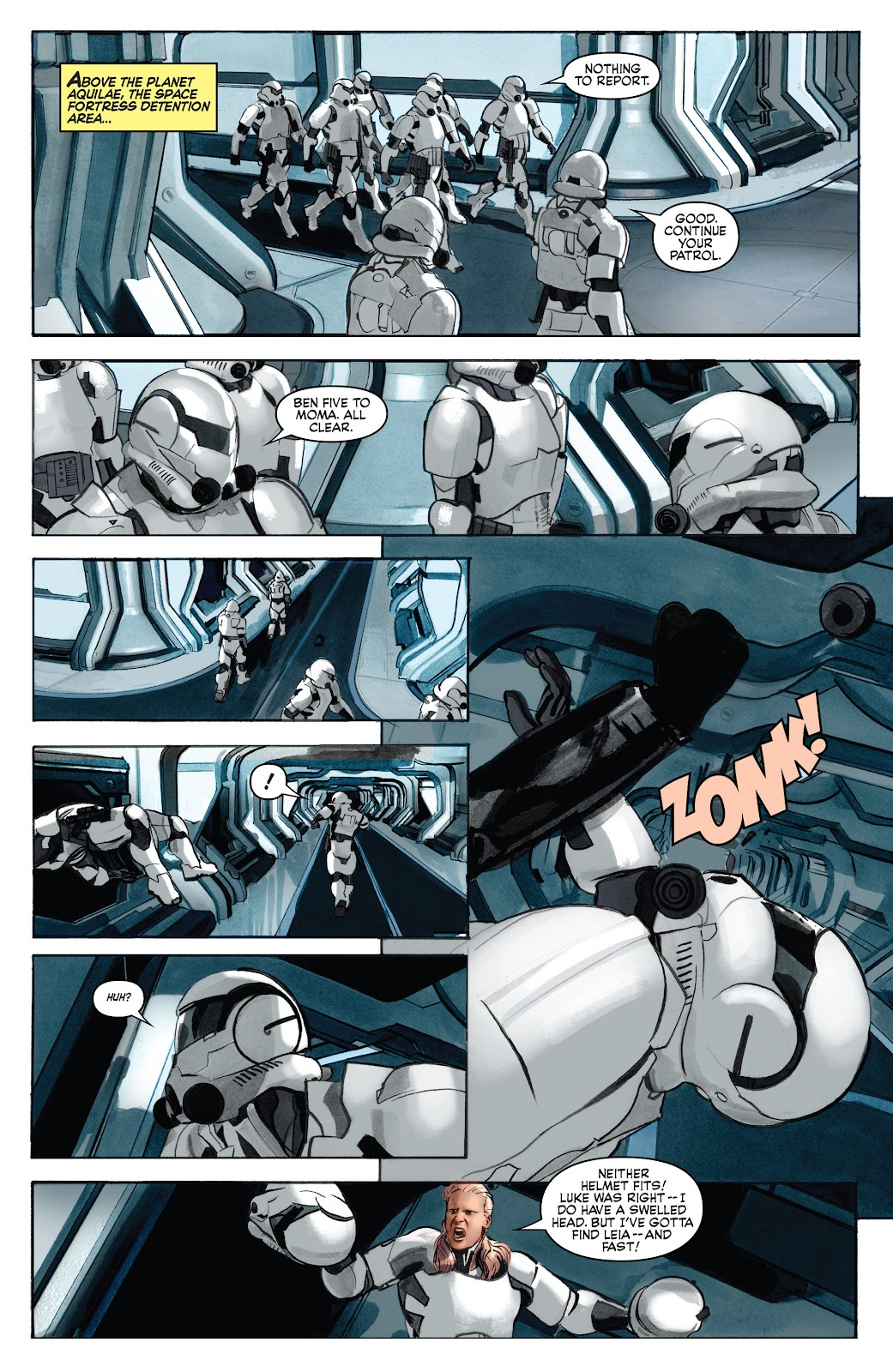 Read online Star Wars Legends: Infinities - Epic Collection comic -  Issue # TPB (Part 5) - 65