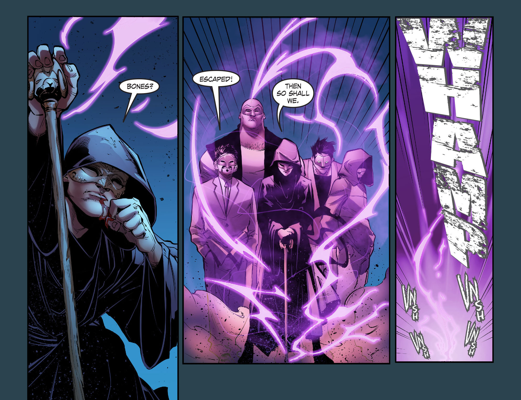 Read online Smallville: Season 11 comic -  Issue #56 - 18
