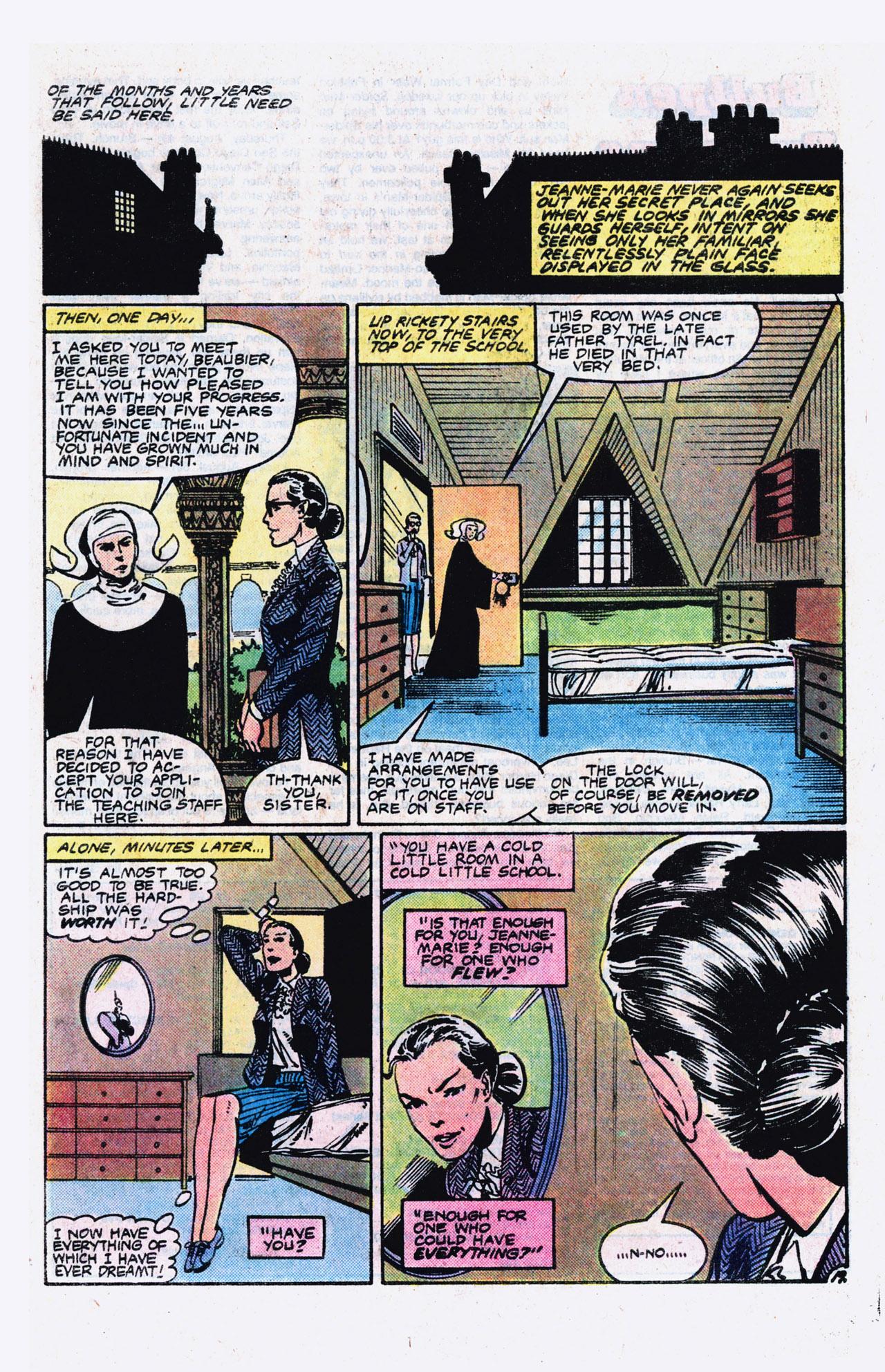 Read online Alpha Flight (1983) comic -  Issue #9 - 20
