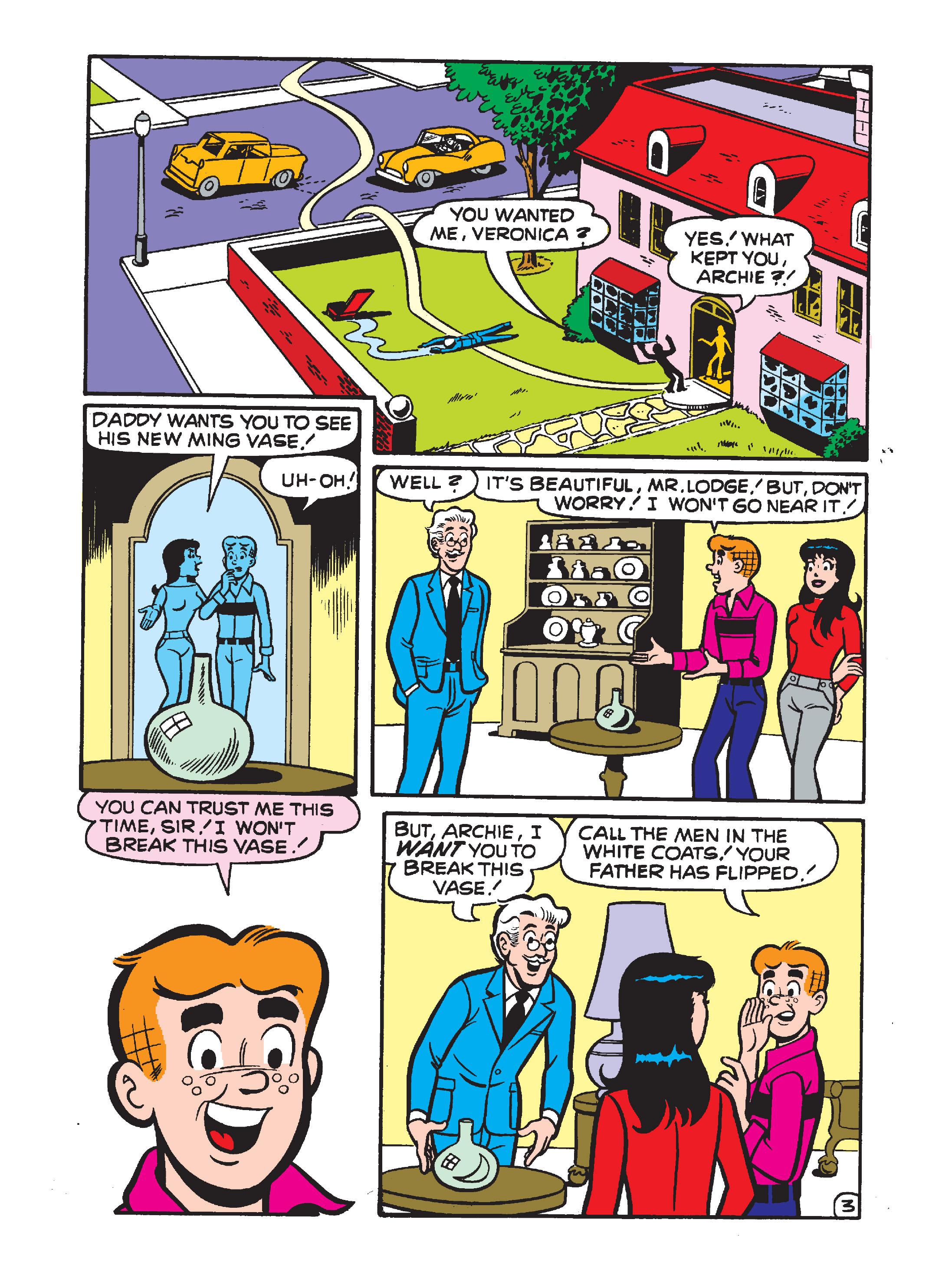 Read online Archie 1000 Page Comics Bonanza comic -  Issue #1 (Part 1) - 97