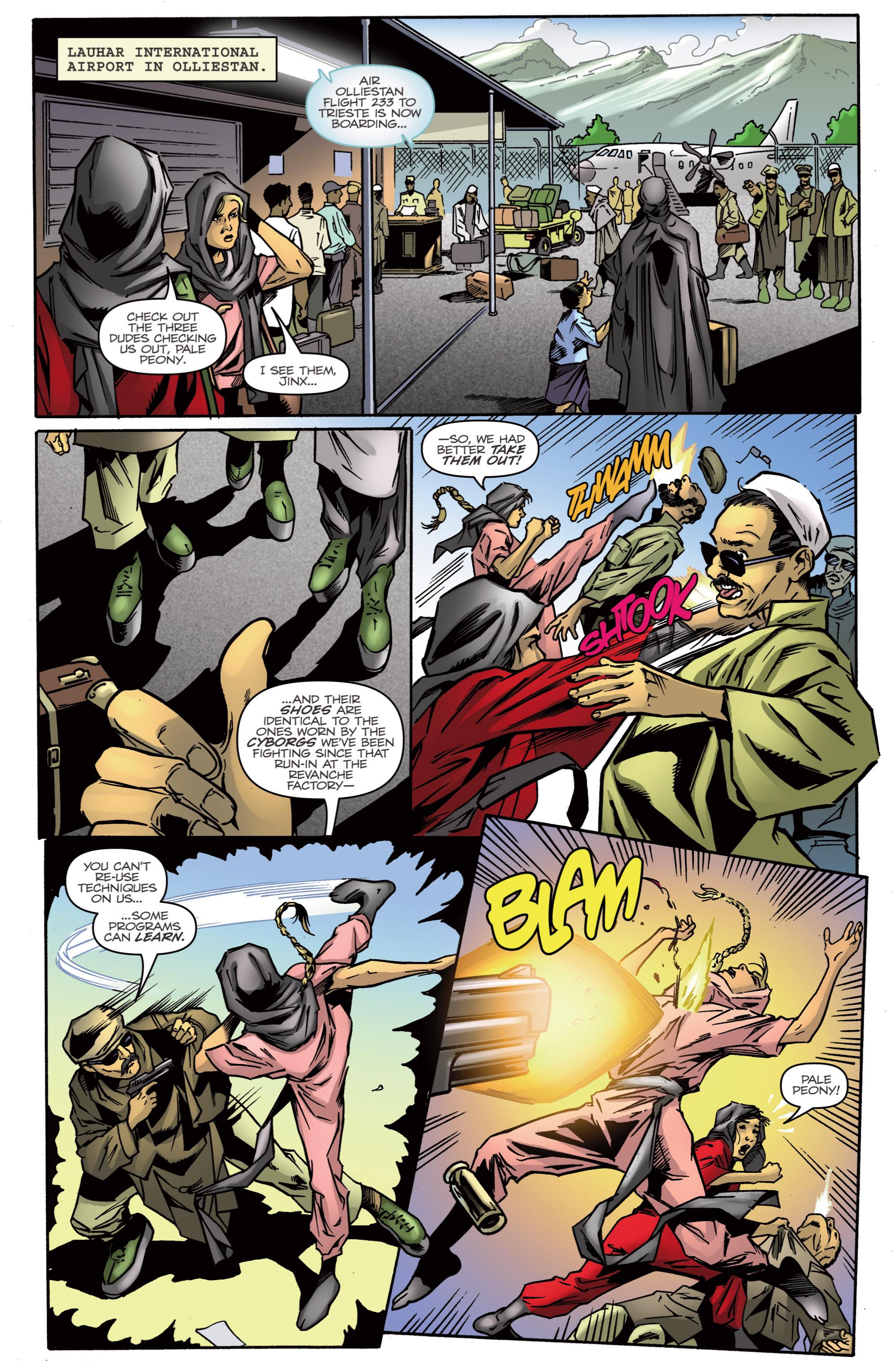 G.I. Joe: A Real American Hero 195 Page 14