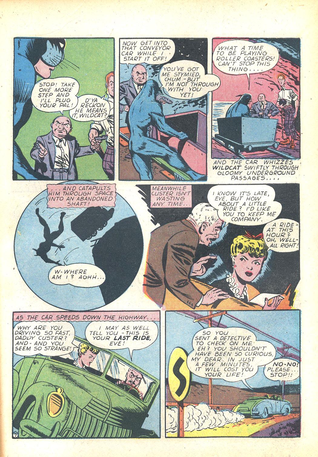 Read online Sensation (Mystery) Comics comic -  Issue #23 - 55