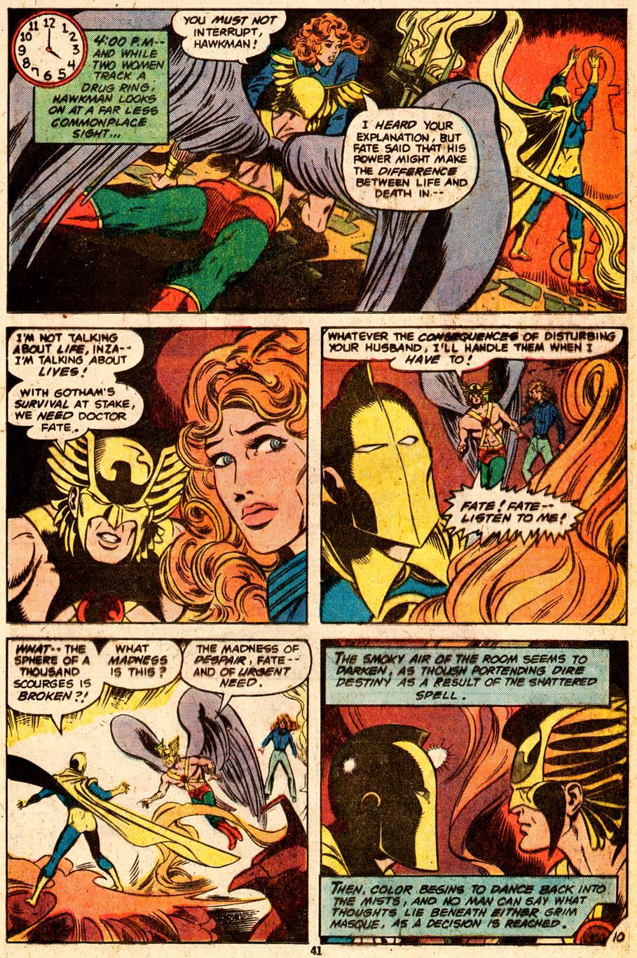 Read online Adventure Comics (1938) comic -  Issue #465 - 42