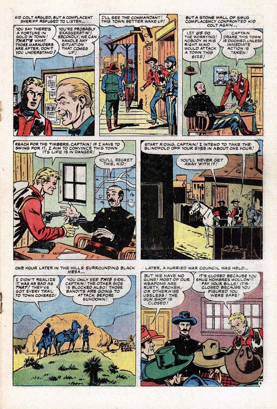 The Mighty Marvel Western issue 15 - Page 23