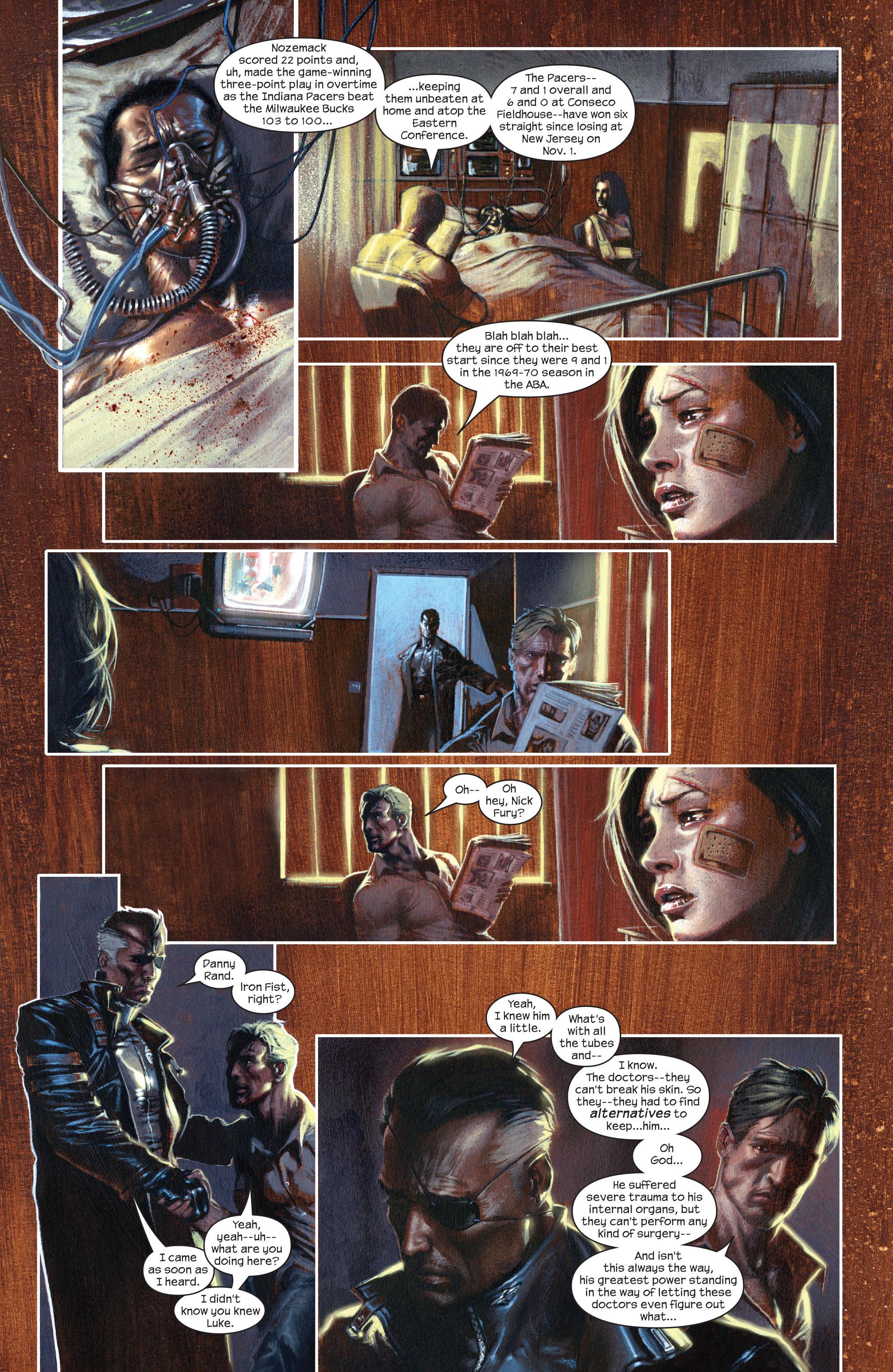Read online Secret War comic -  Issue # Full - 10