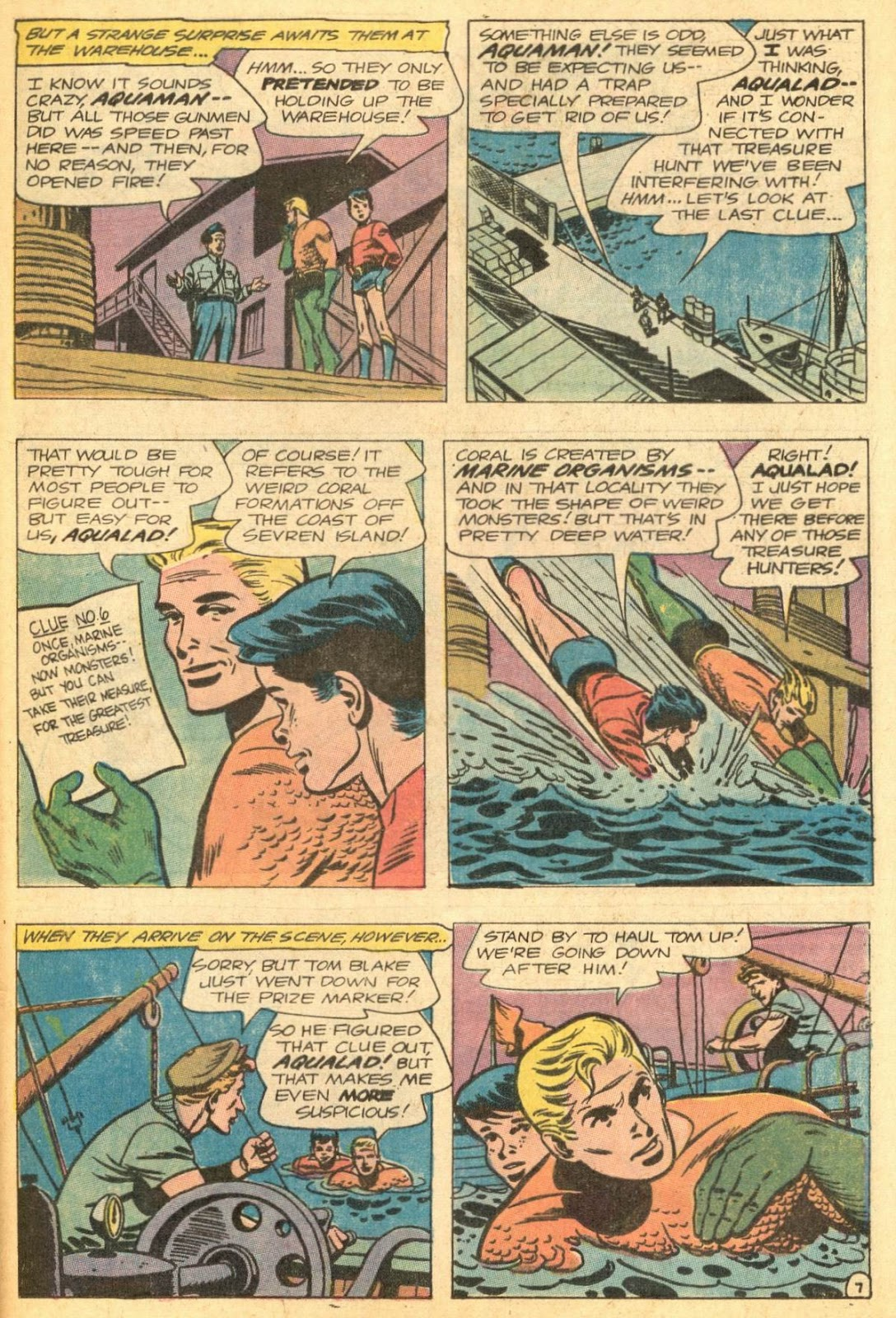 Teen Titans (1966) issue 35 - Page 37
