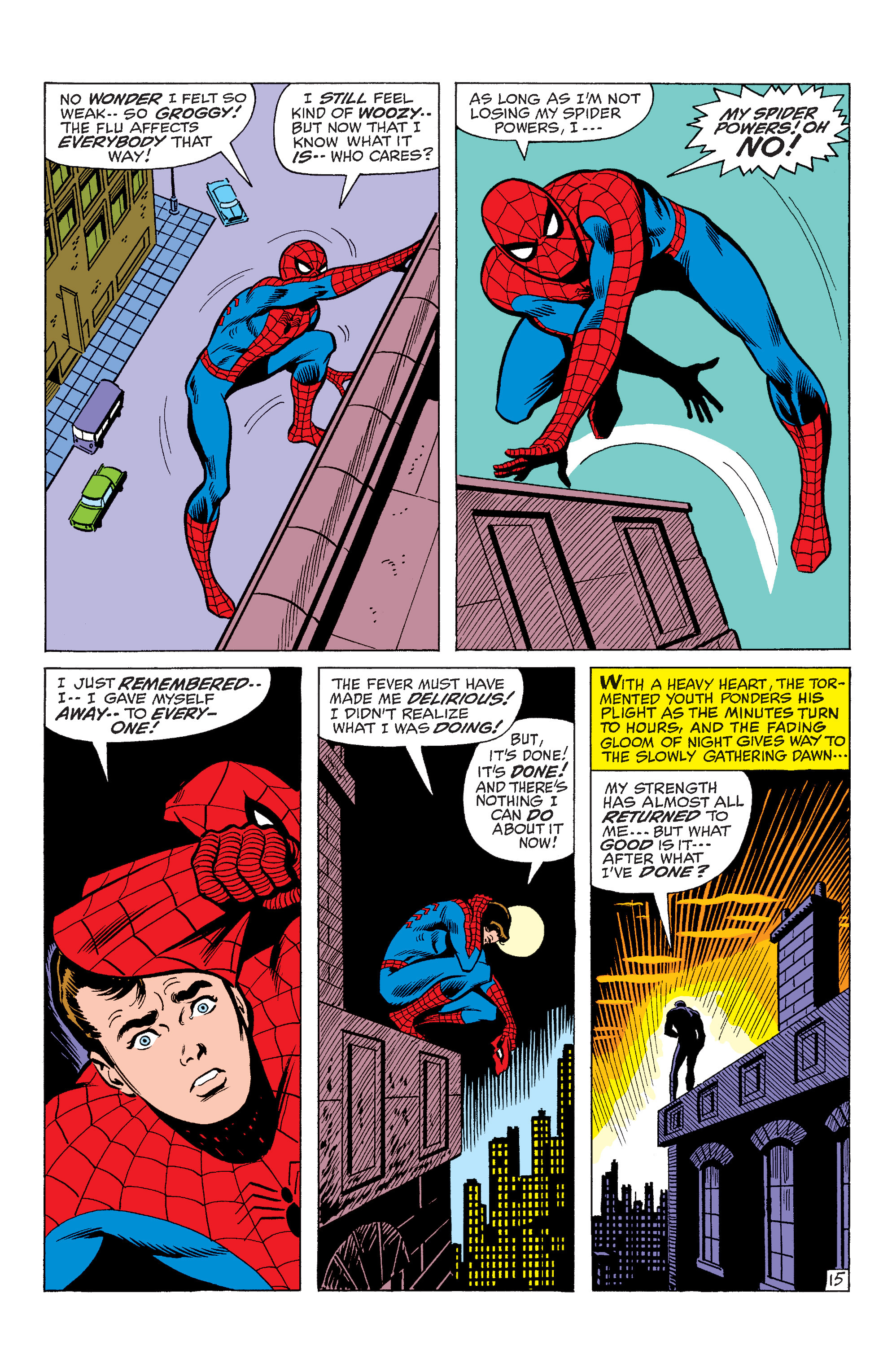 The Amazing Spider-Man (1963) 87 Page 14