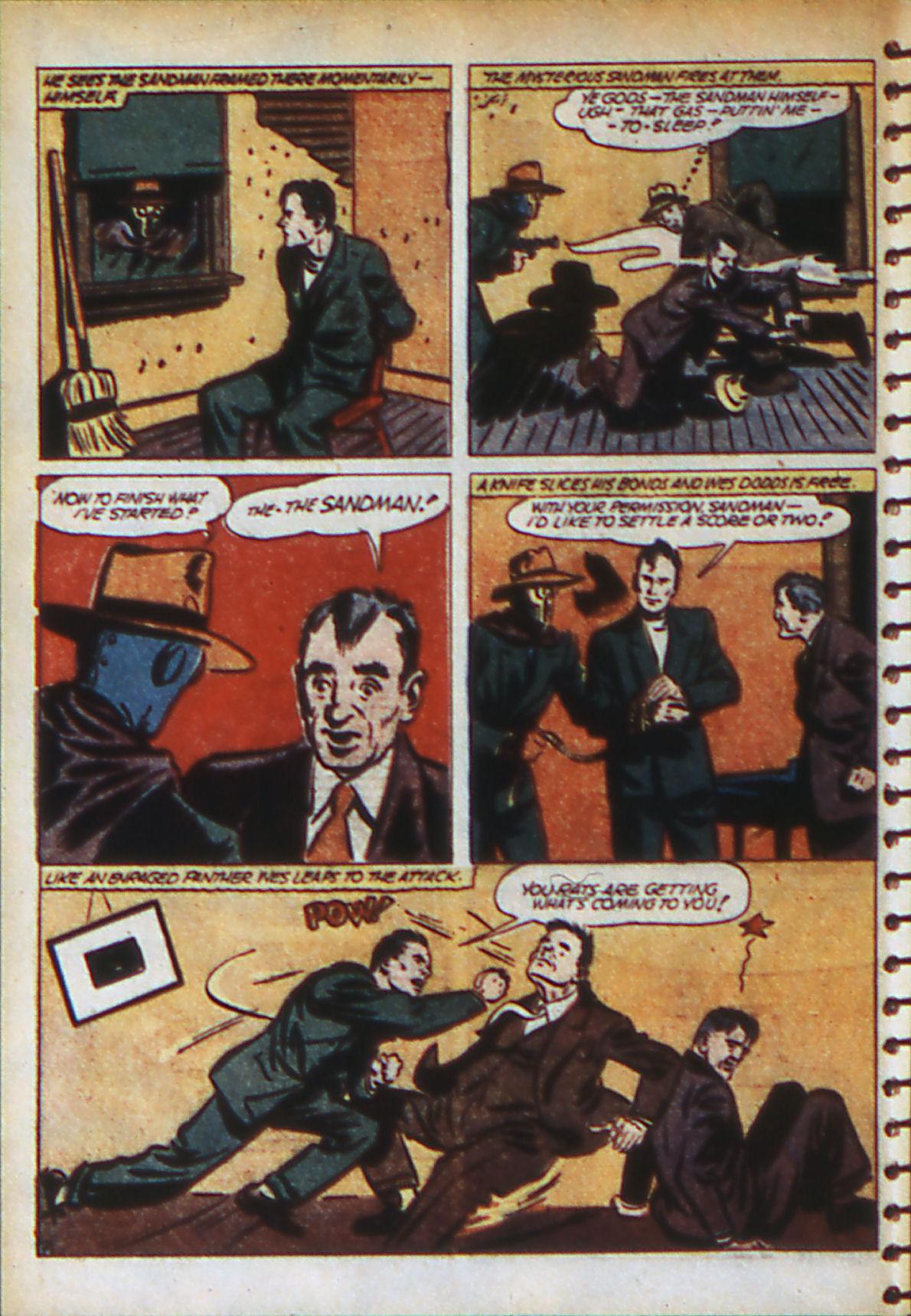 Read online Adventure Comics (1938) comic -  Issue #56 - 65