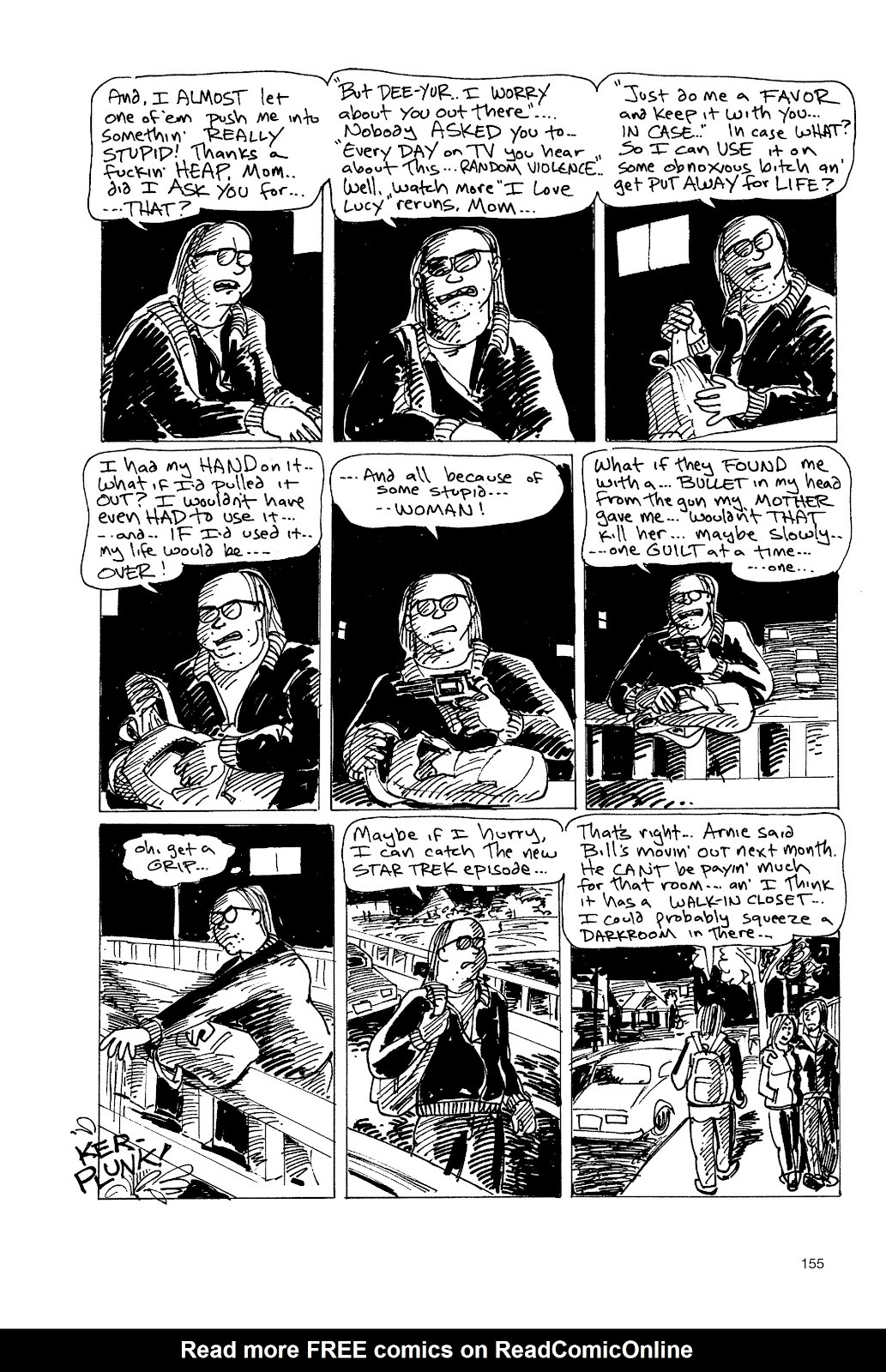 Read online Life's a Bitch: The Complete Bitchy Bitch Stories comic -  Issue # TPB (Part 2) - 52