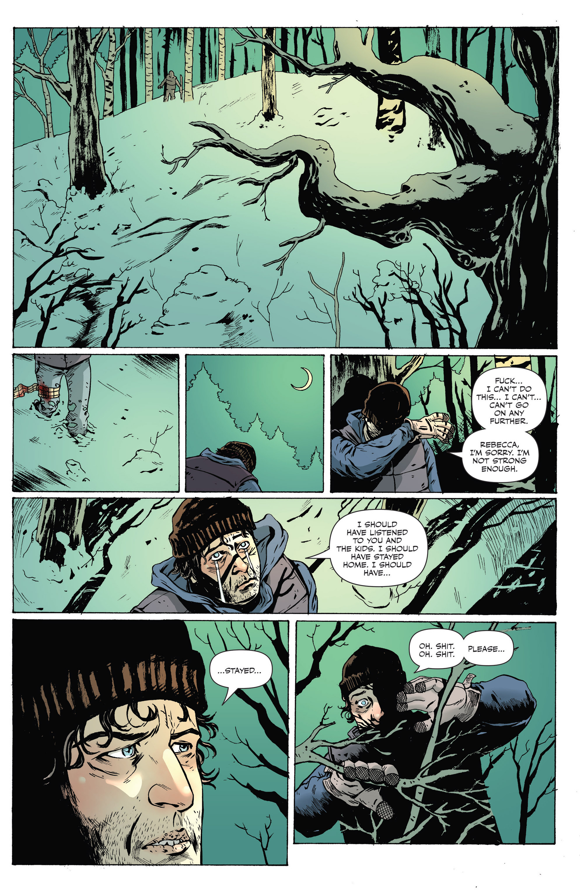 Read online Sheltered comic -  Issue #8 - 23