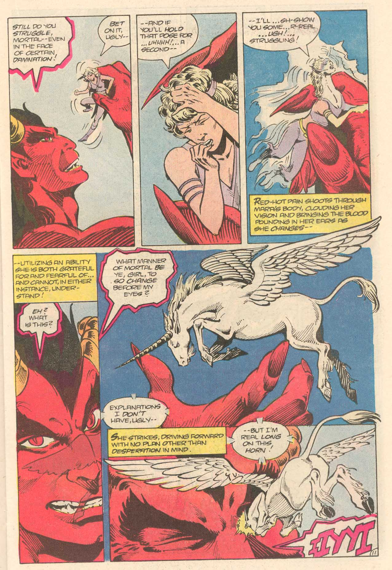Read online Arion, Lord of Atlantis comic -  Issue #27 - 12