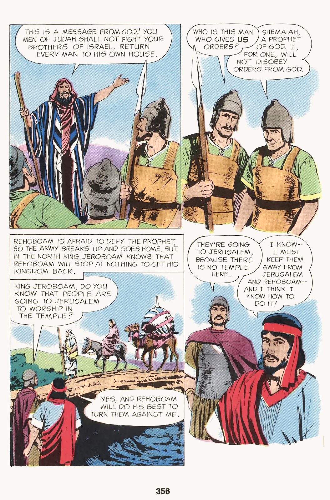 The Picture Bible issue TPB (Part 4) - Page 59