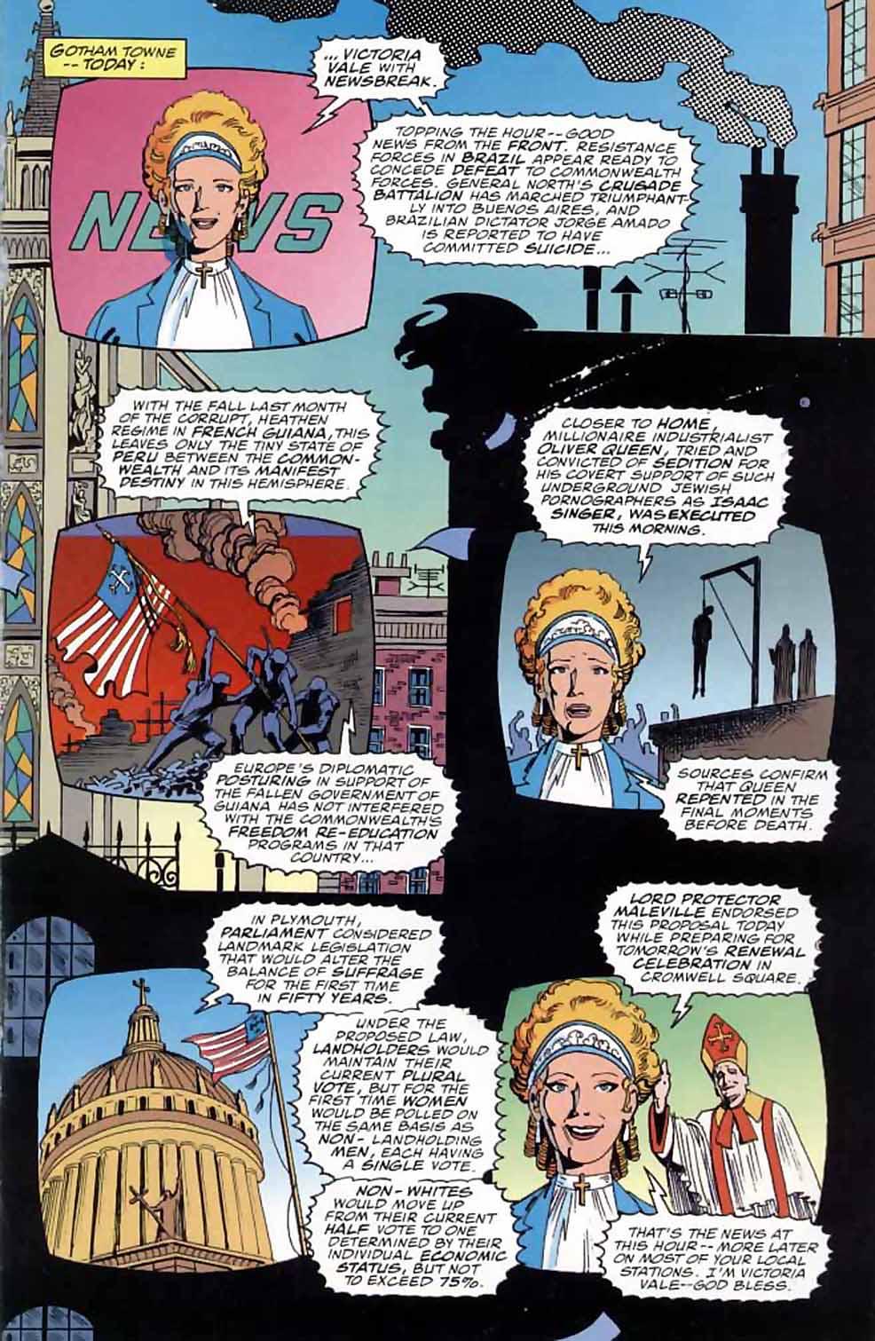 Read online Batman: Holy Terror comic -  Issue # Full - 8