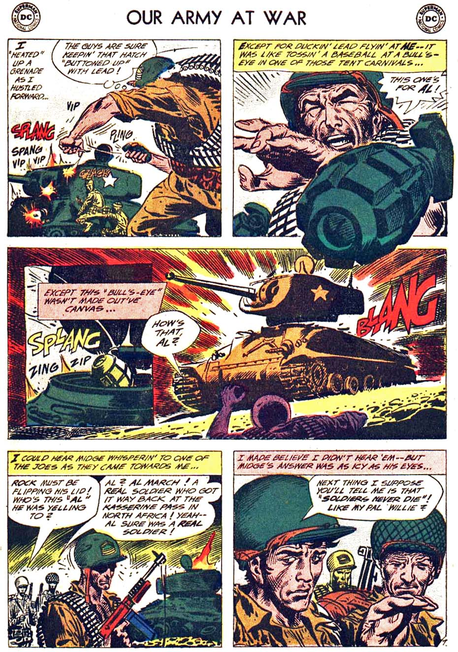 Our Army at War (1952) issue 98 - Page 9