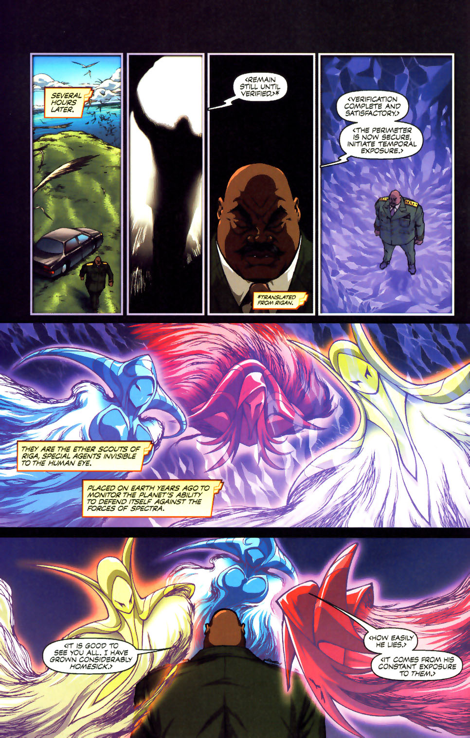 Battle of the Planets Issue #12 #14 - English 13