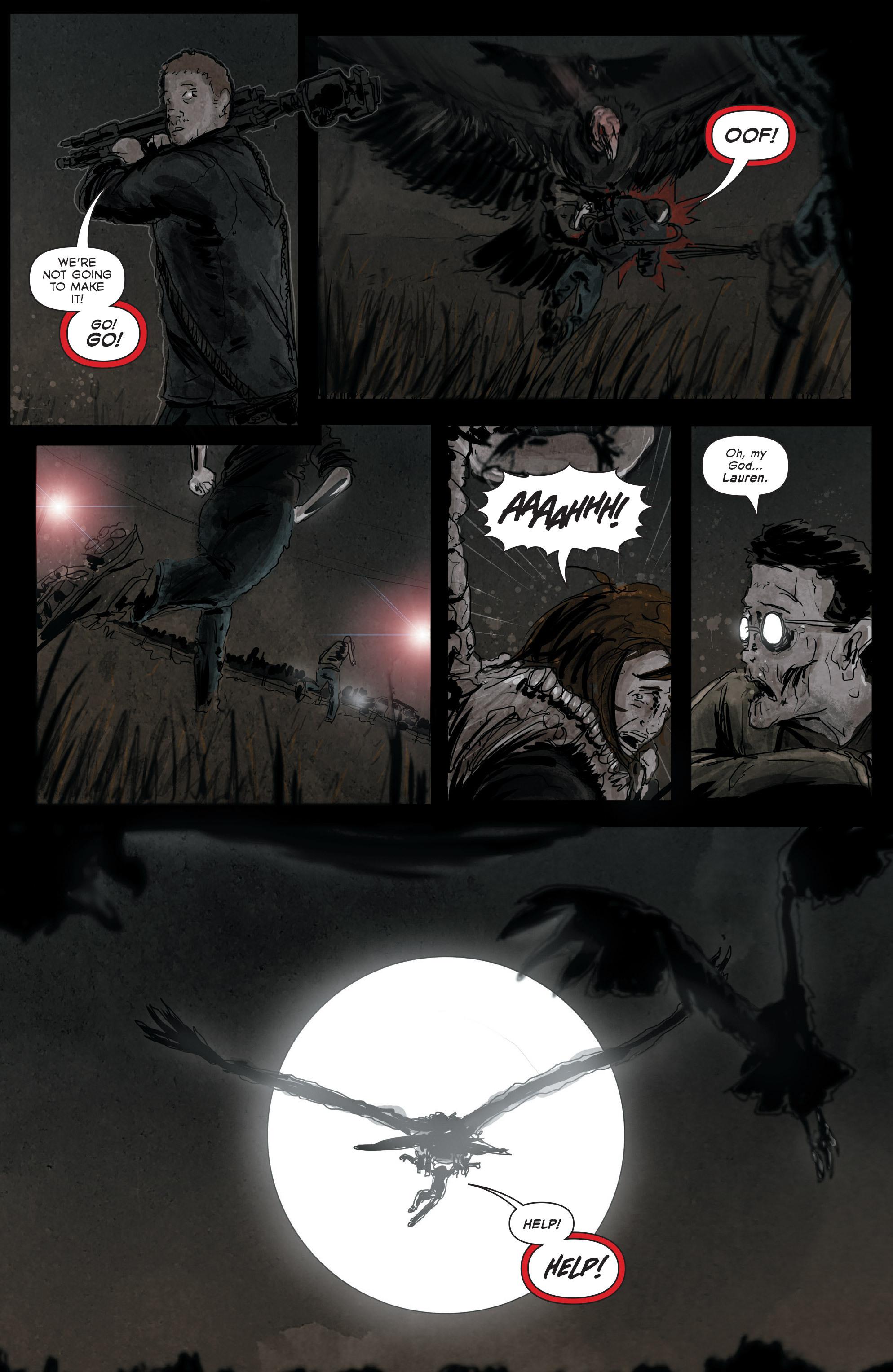 Read online Hoax Hunters (2012) comic -  Issue # TPB 3 - 33