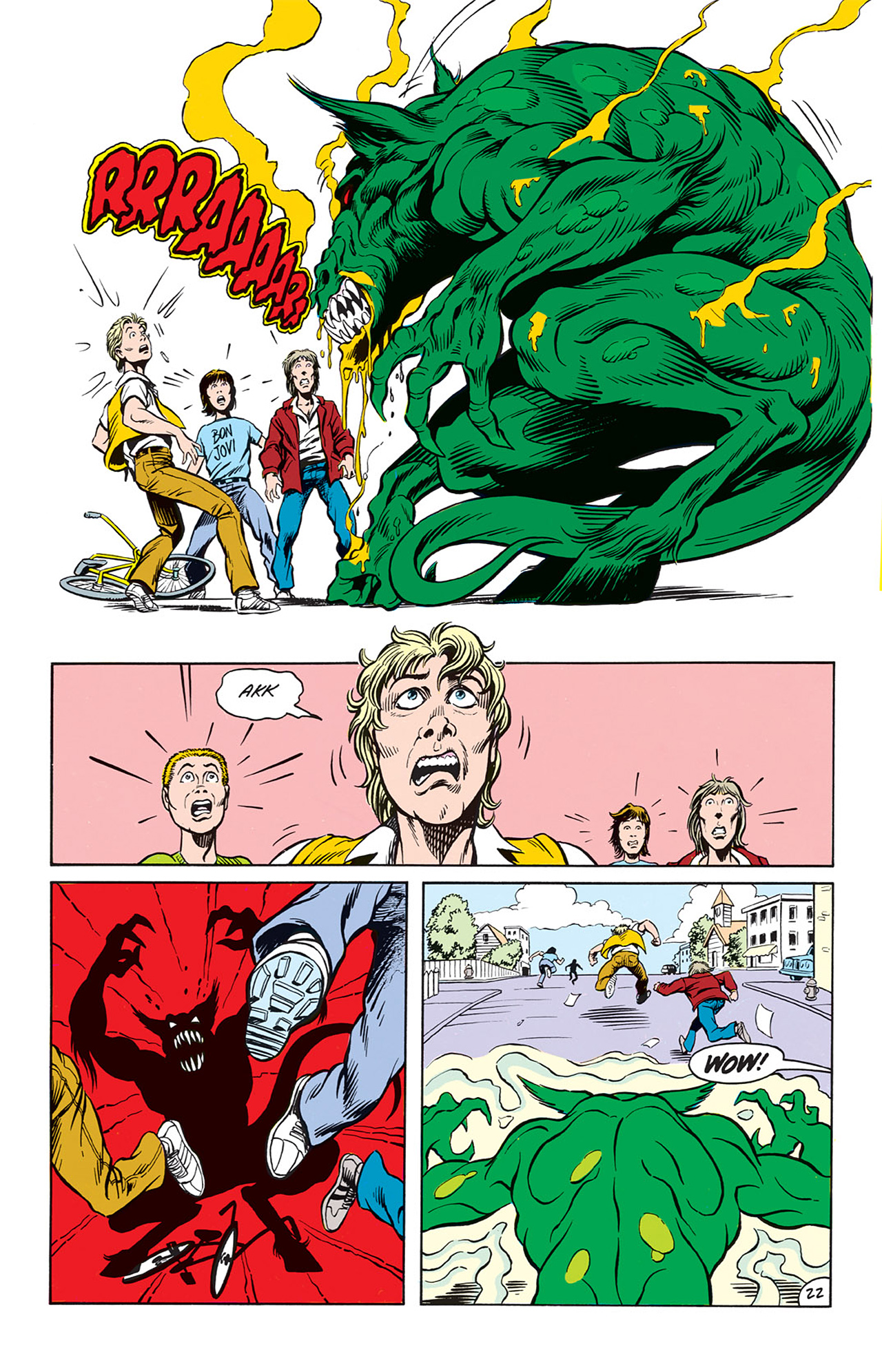 Read online Animal Man (1988) comic -  Issue #9 - 24