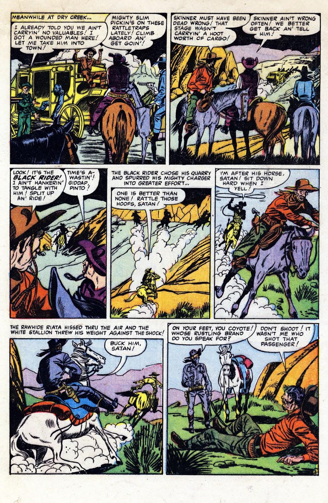 Gunsmoke Western issue 36 - Page 17