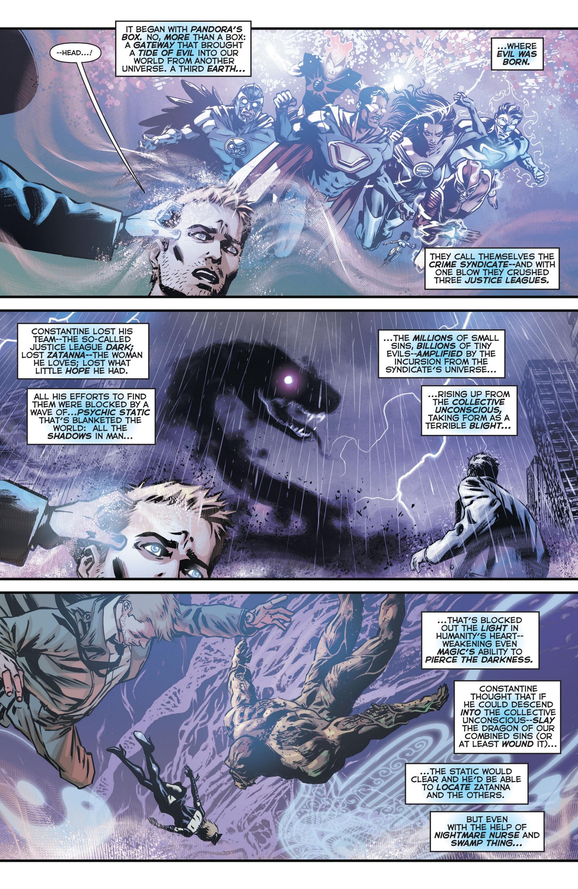 Read online Trinity of Sin: The Phantom Stranger comic -  Issue #14 - 8