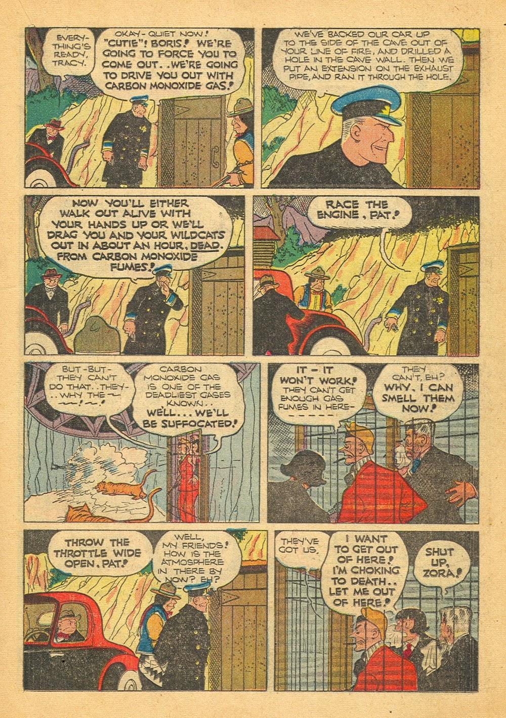 Dick Tracy Monthly issue 10 - Page 19