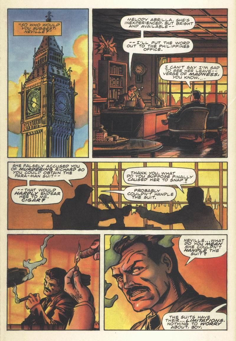 Read online Secret Weapons comic -  Issue #14 - 11