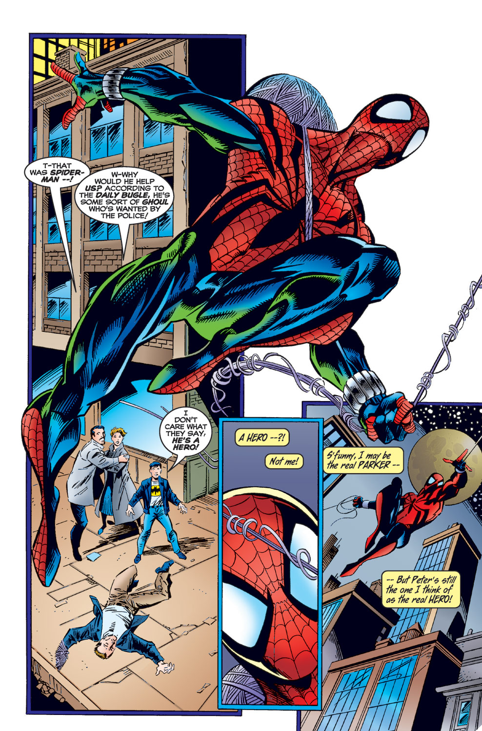 The Amazing Spider-Man (1963) 411 Page 17
