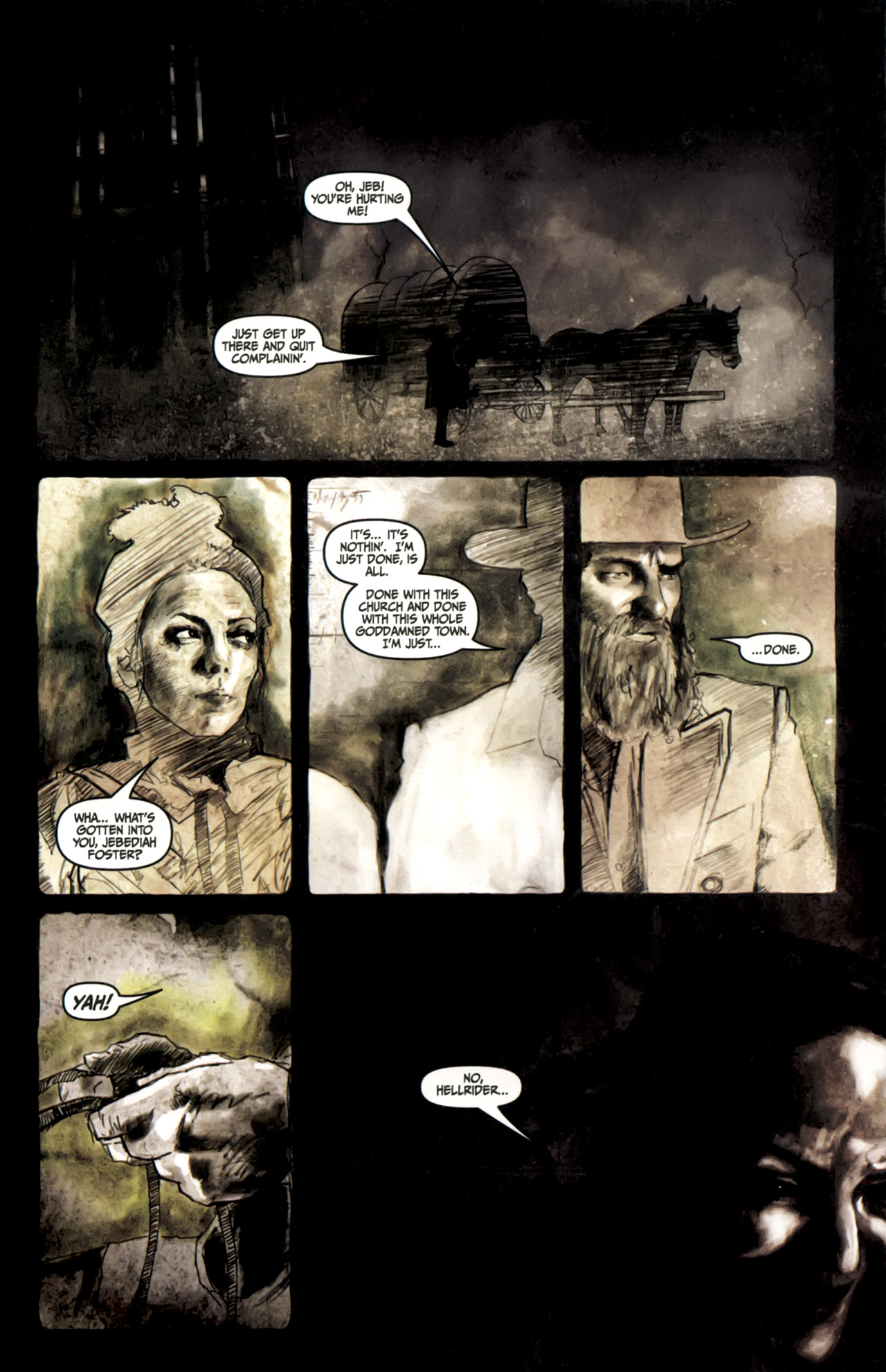 Read online Silent Hill: Past Life comic -  Issue #3 - 18