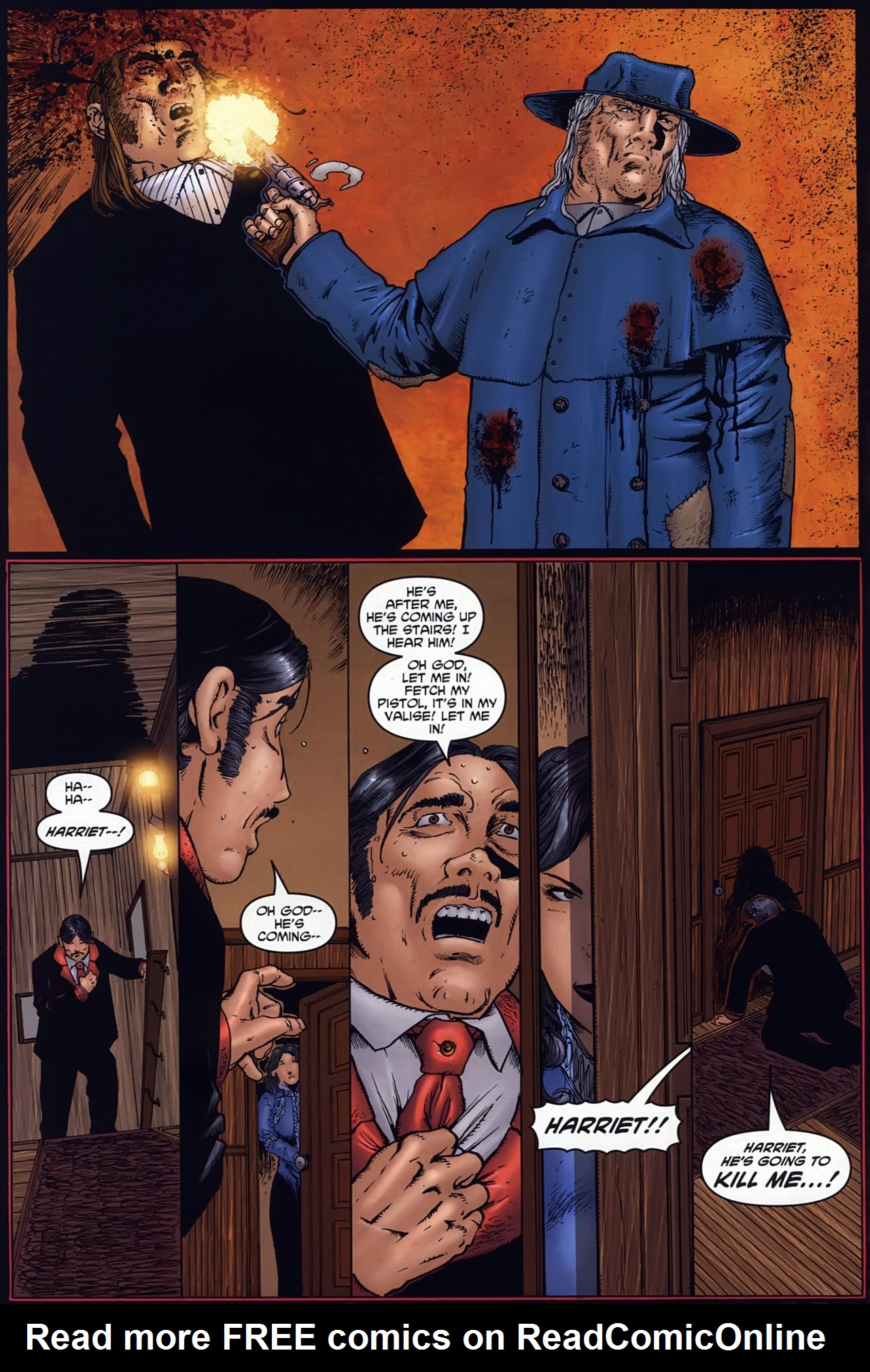 Read online Garth Ennis' Streets of Glory comic -  Issue #6 - 24