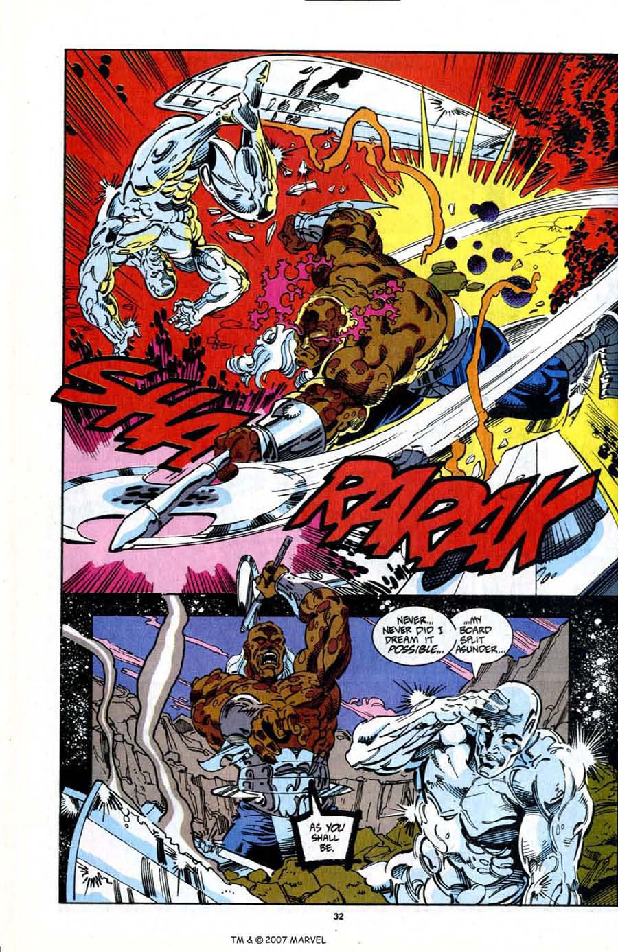 Read online Silver Surfer (1987) comic -  Issue # _Annual 7 - 34