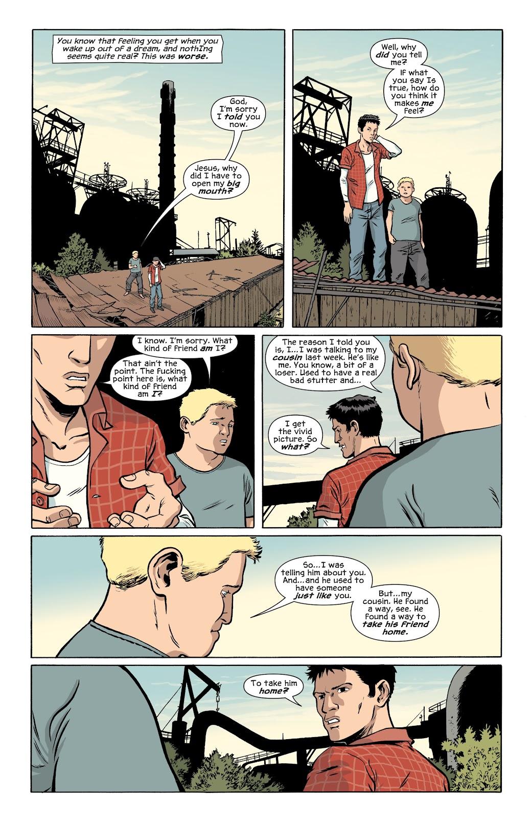 Read online Strange Adventures (2014) comic -  Issue # TPB (Part 1) - 25