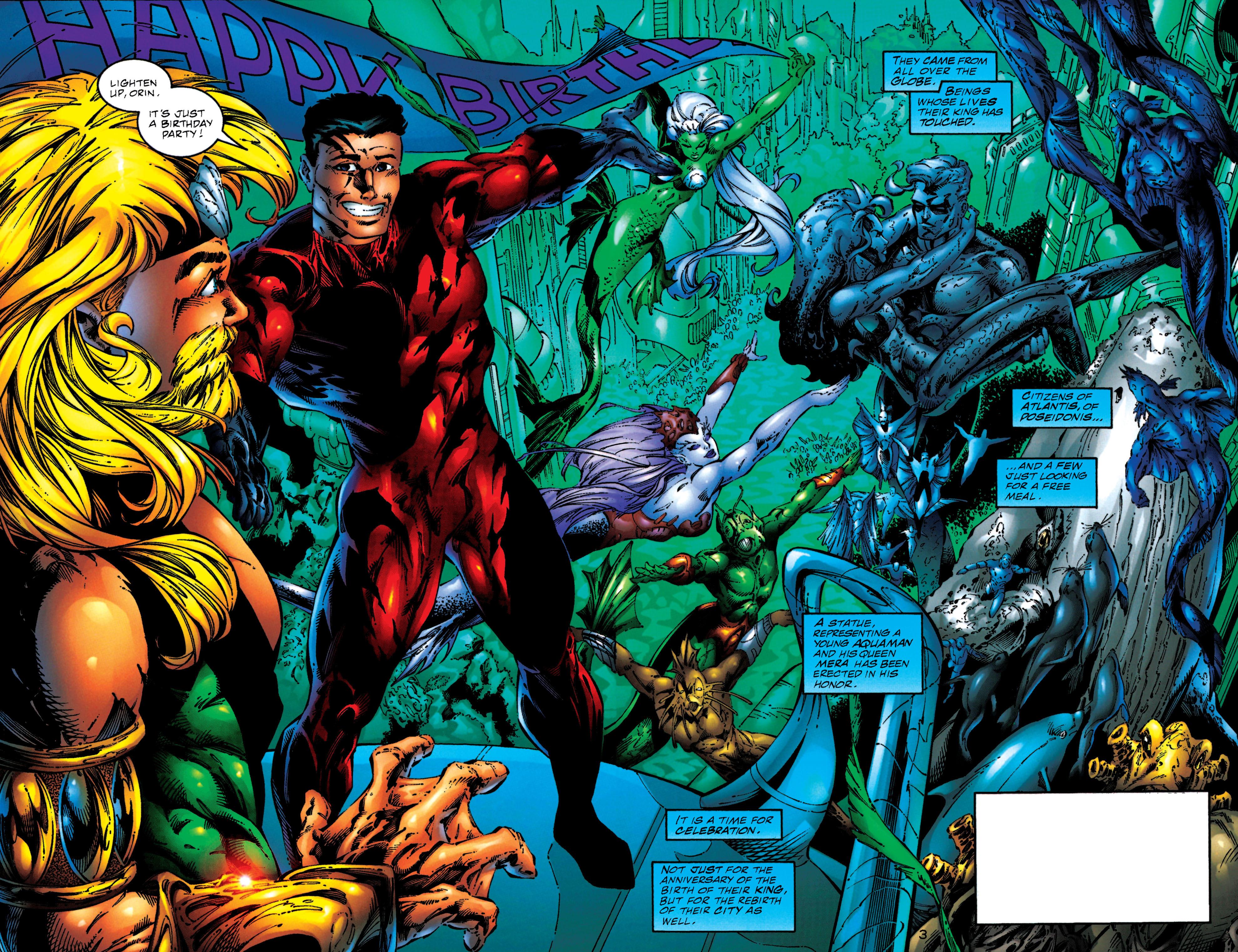 Read online Aquaman (1994) comic -  Issue #50 - 3