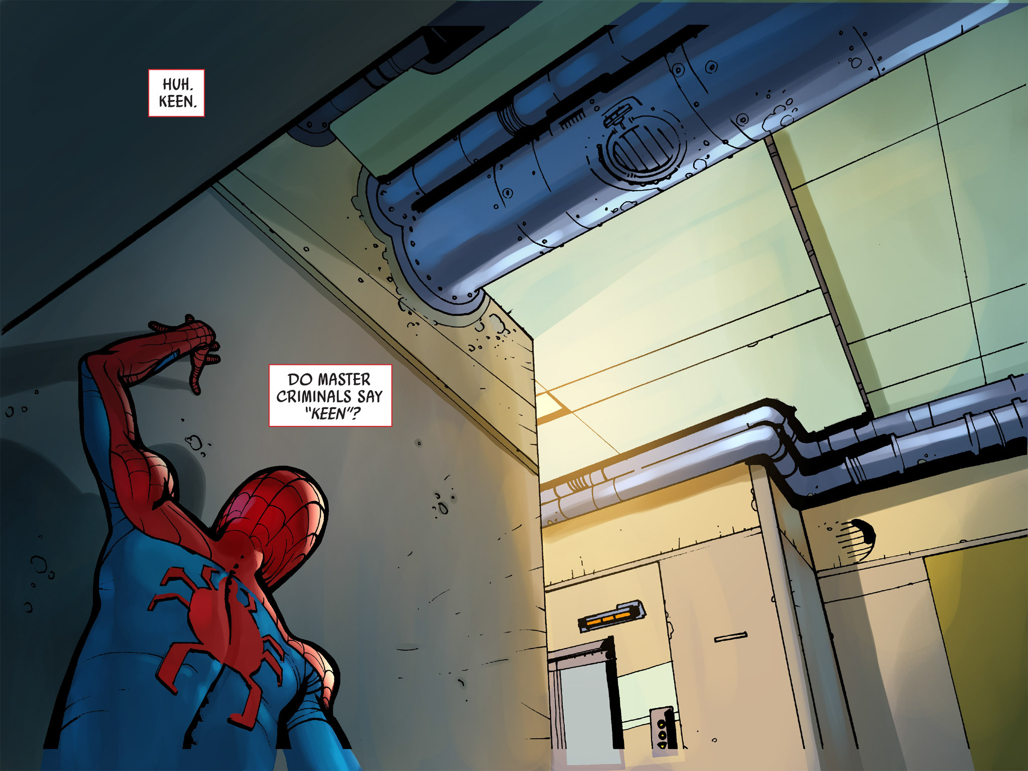 Read online Amazing Spider-Man: Who Am I? comic -  Issue # Full (Part 1) - 37