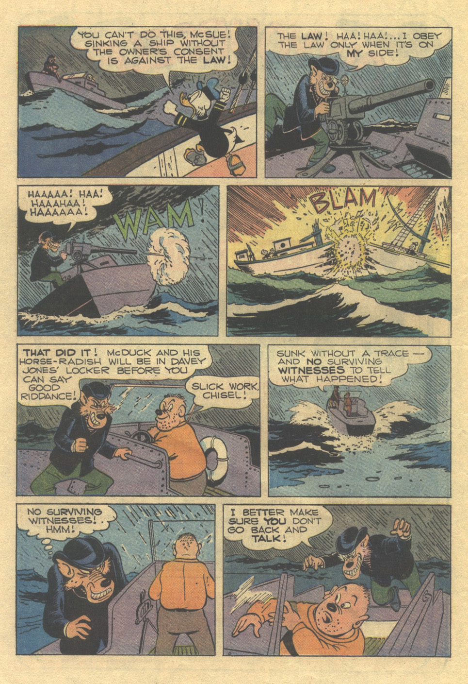 Read online Uncle Scrooge (1953) comic -  Issue #105 - 24