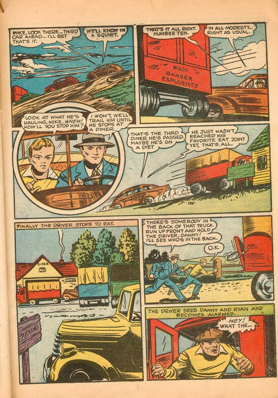 Read online Shadow Comics comic -  Issue #11 - 51
