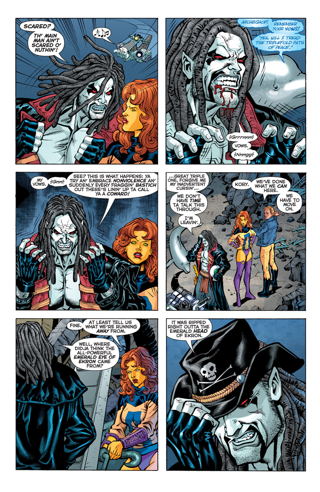 Read online 52 comic -  Issue #20 - 21