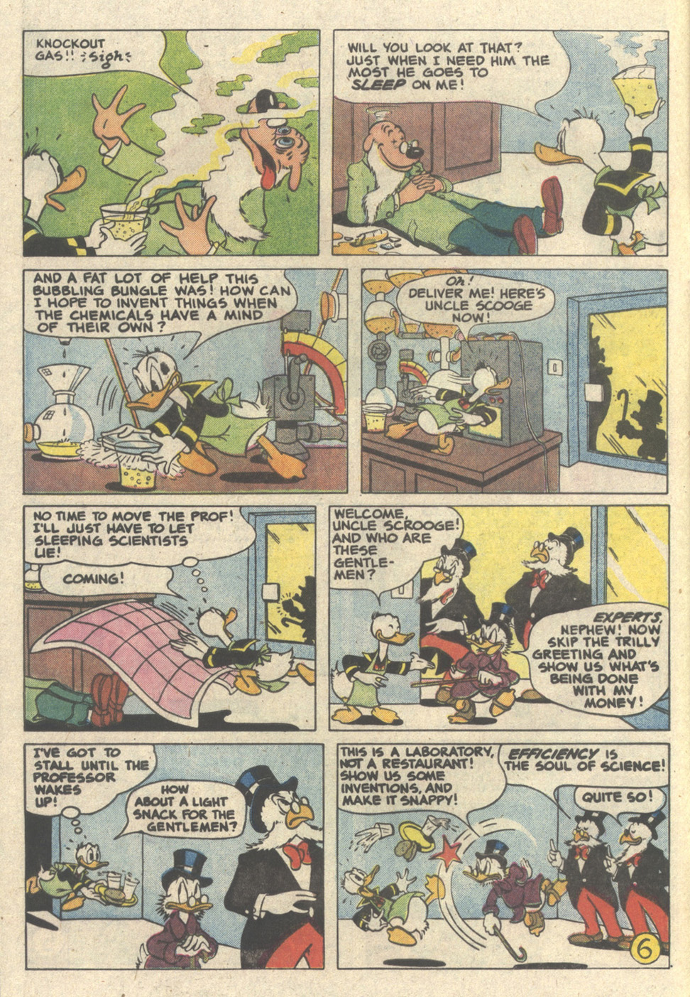 Walt Disney's Donald Duck (1986) issue 249 - Page 8