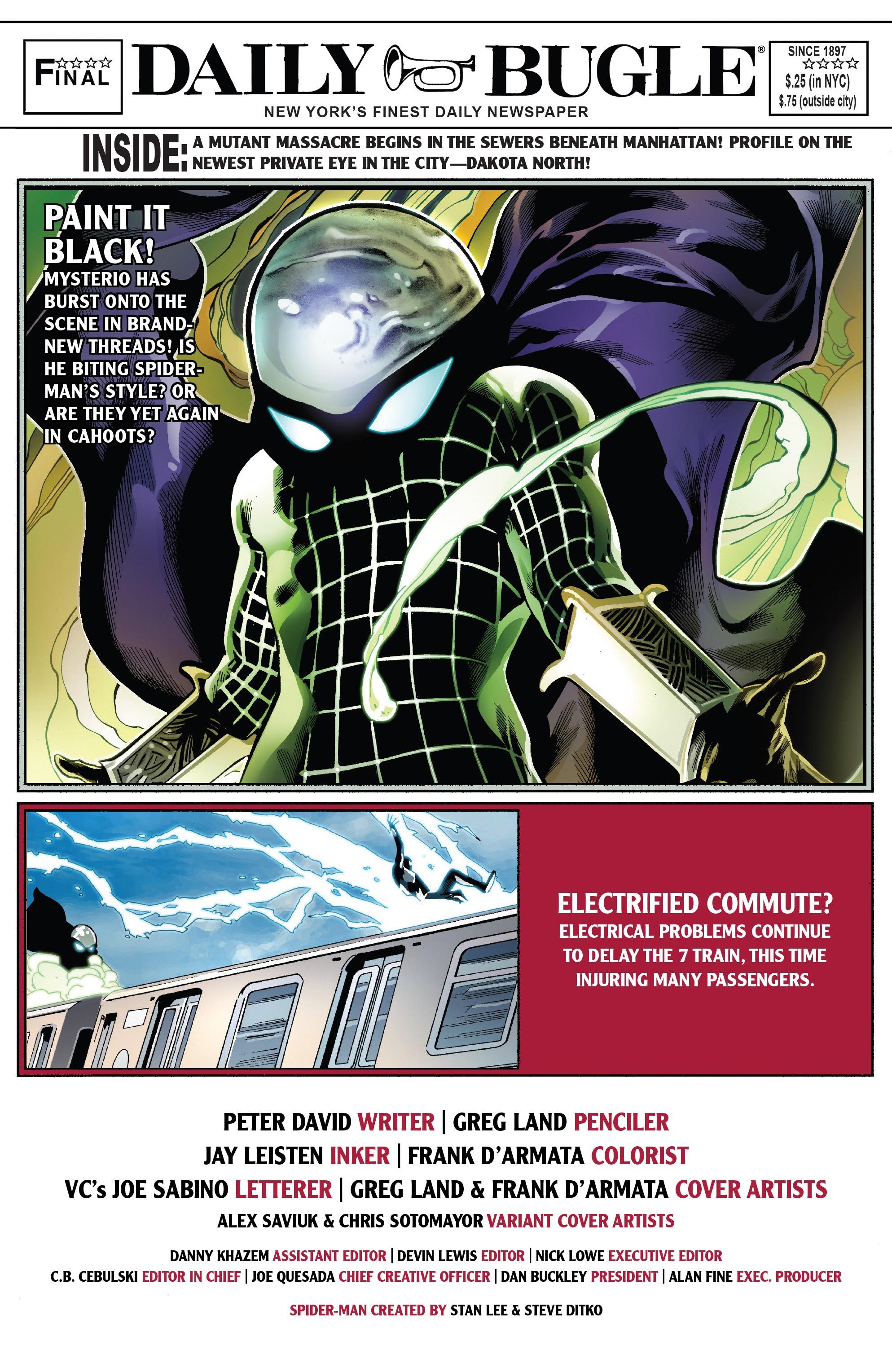 Symbiote Spider-Man 5 Page 2