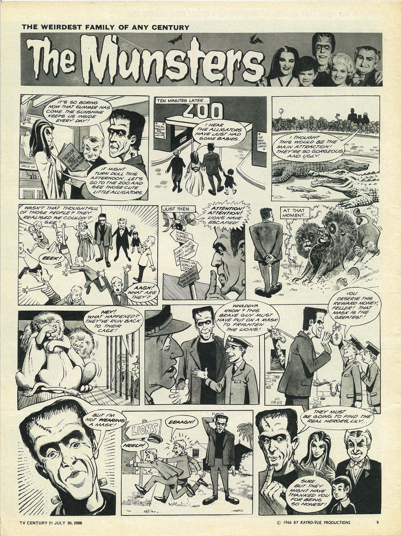 Read online TV Century 21 (TV 21) comic -  Issue #80 - 9