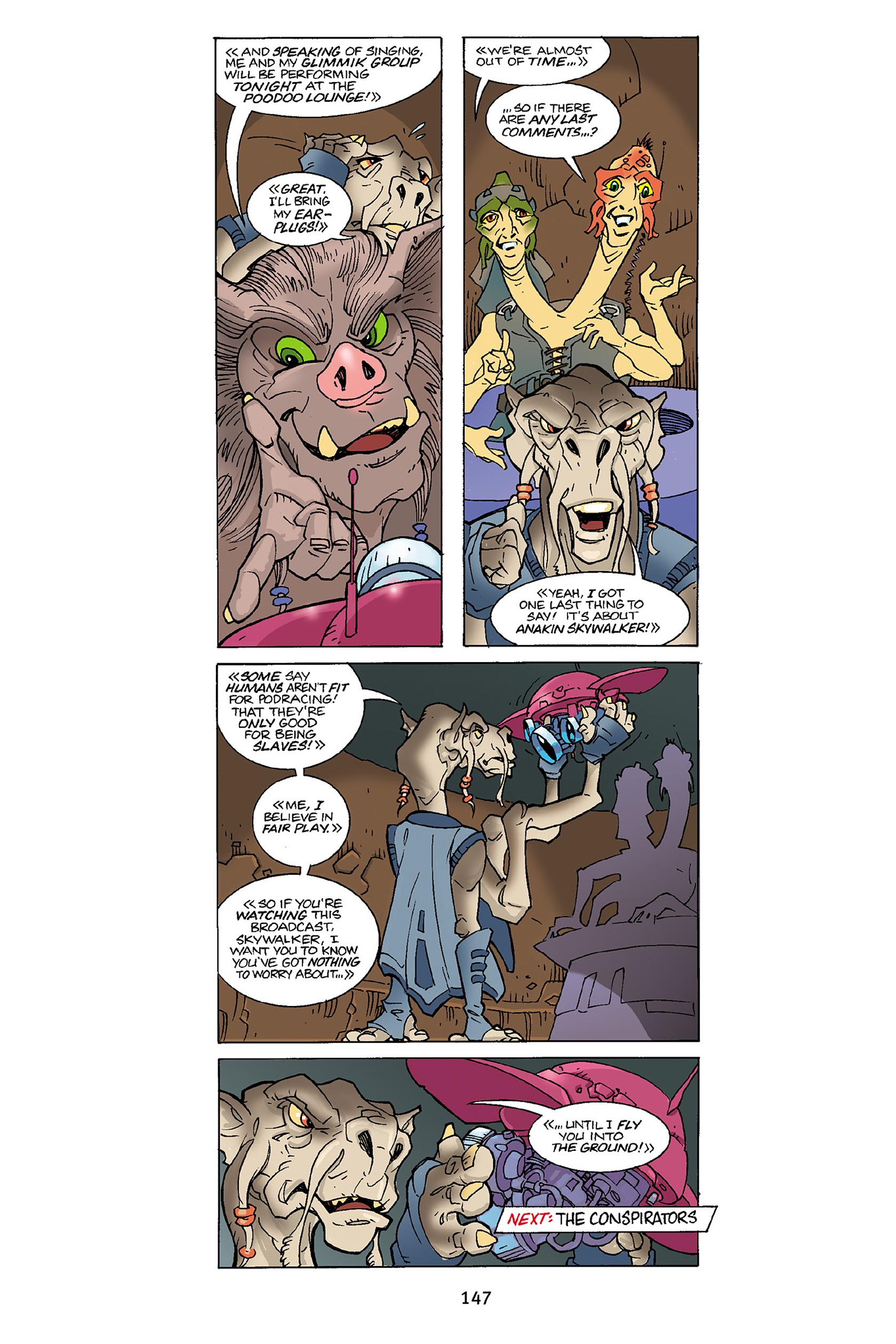 Read online Star Wars Omnibus comic -  Issue # Vol. 30 - 144