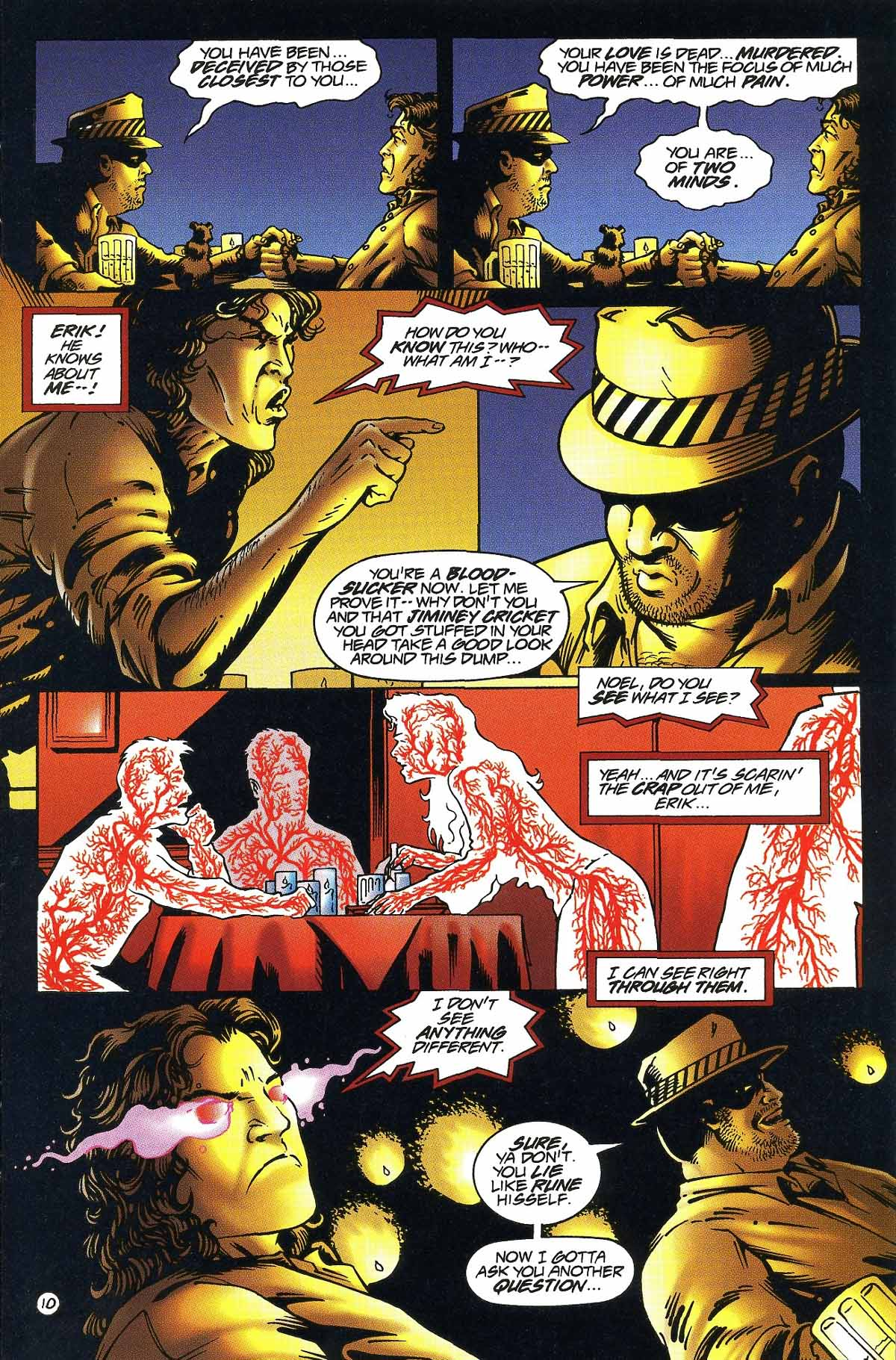 Read online Rune (1994) comic -  Issue #9 - 12