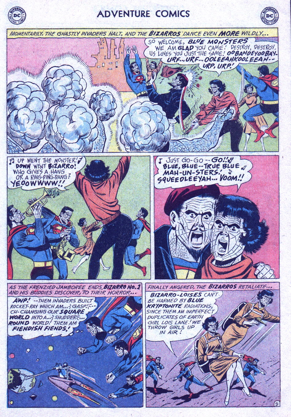 Read online Adventure Comics (1938) comic -  Issue #290 - 45