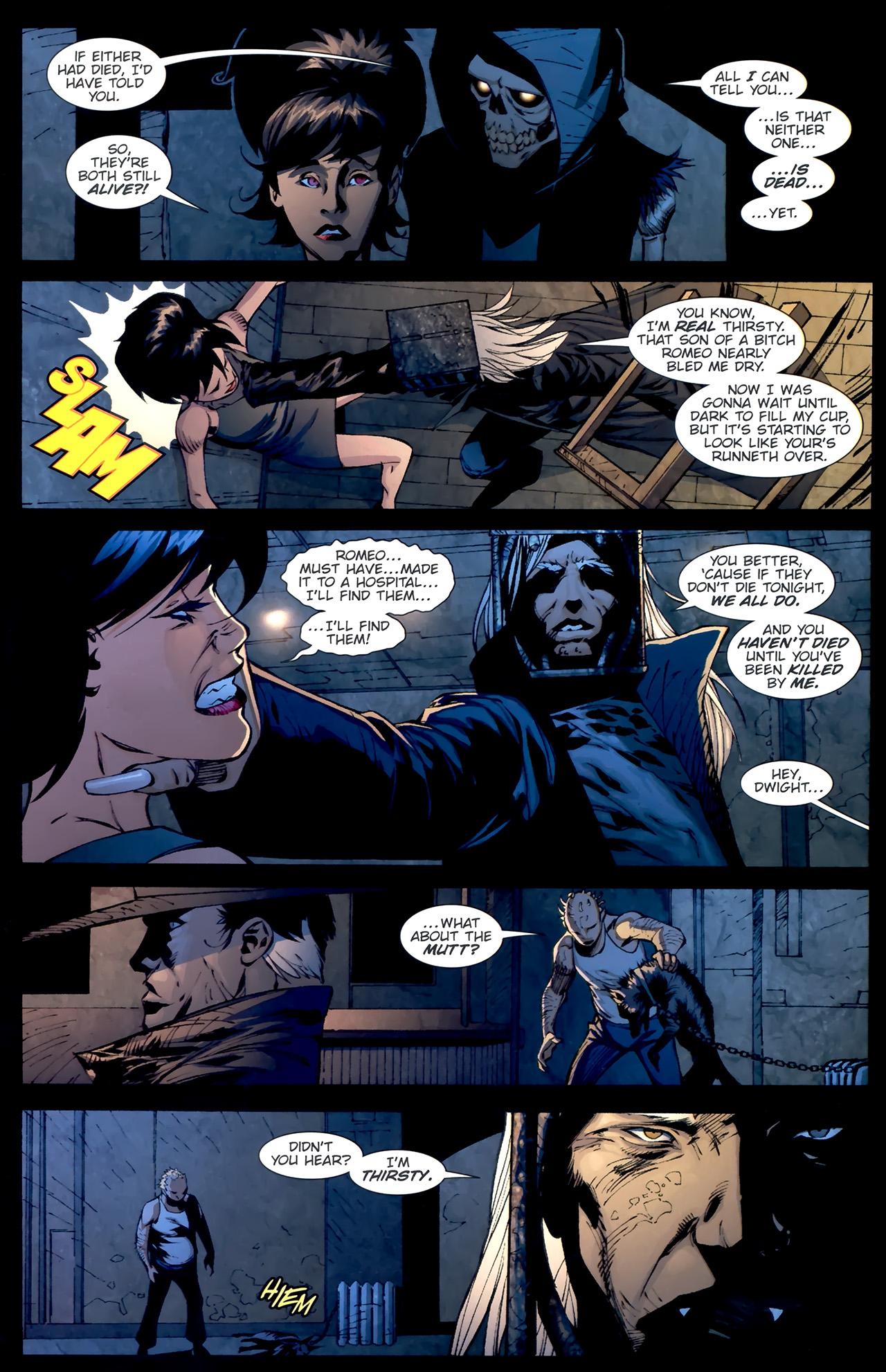 Read online Dead Romeo comic -  Issue #4 - 12