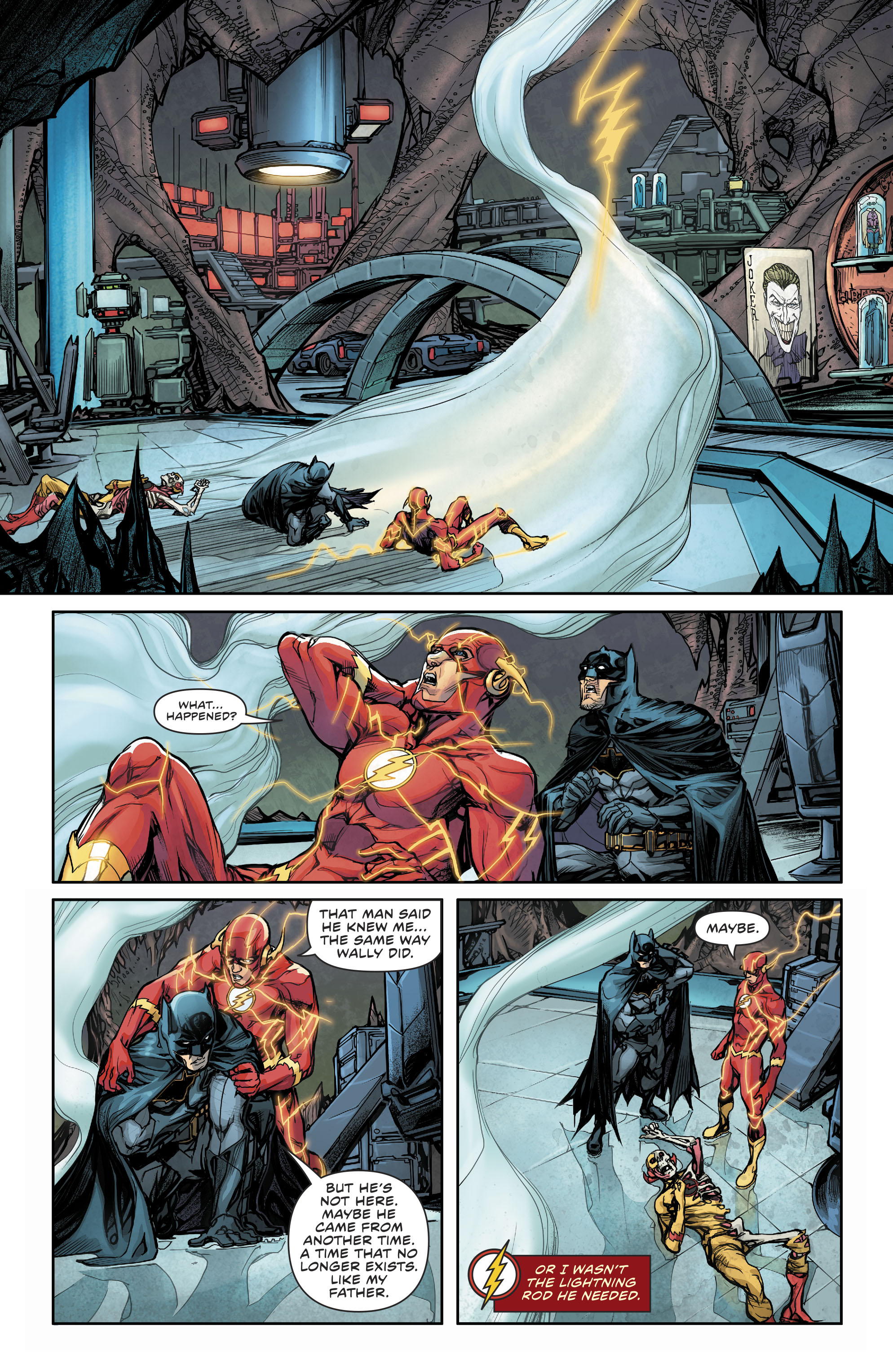Read online The Flash (2016) comic -  Issue #22 - 16