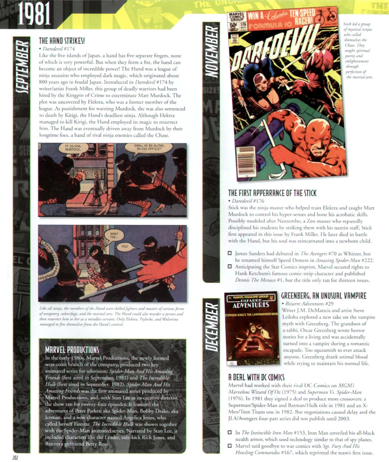 Read online Marvel Chronicle comic -  Issue # TPB (Part 3) - 2