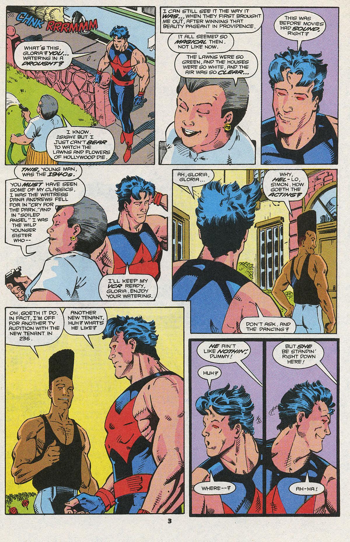 Read online Wonder Man (1991) comic -  Issue #4 - 4
