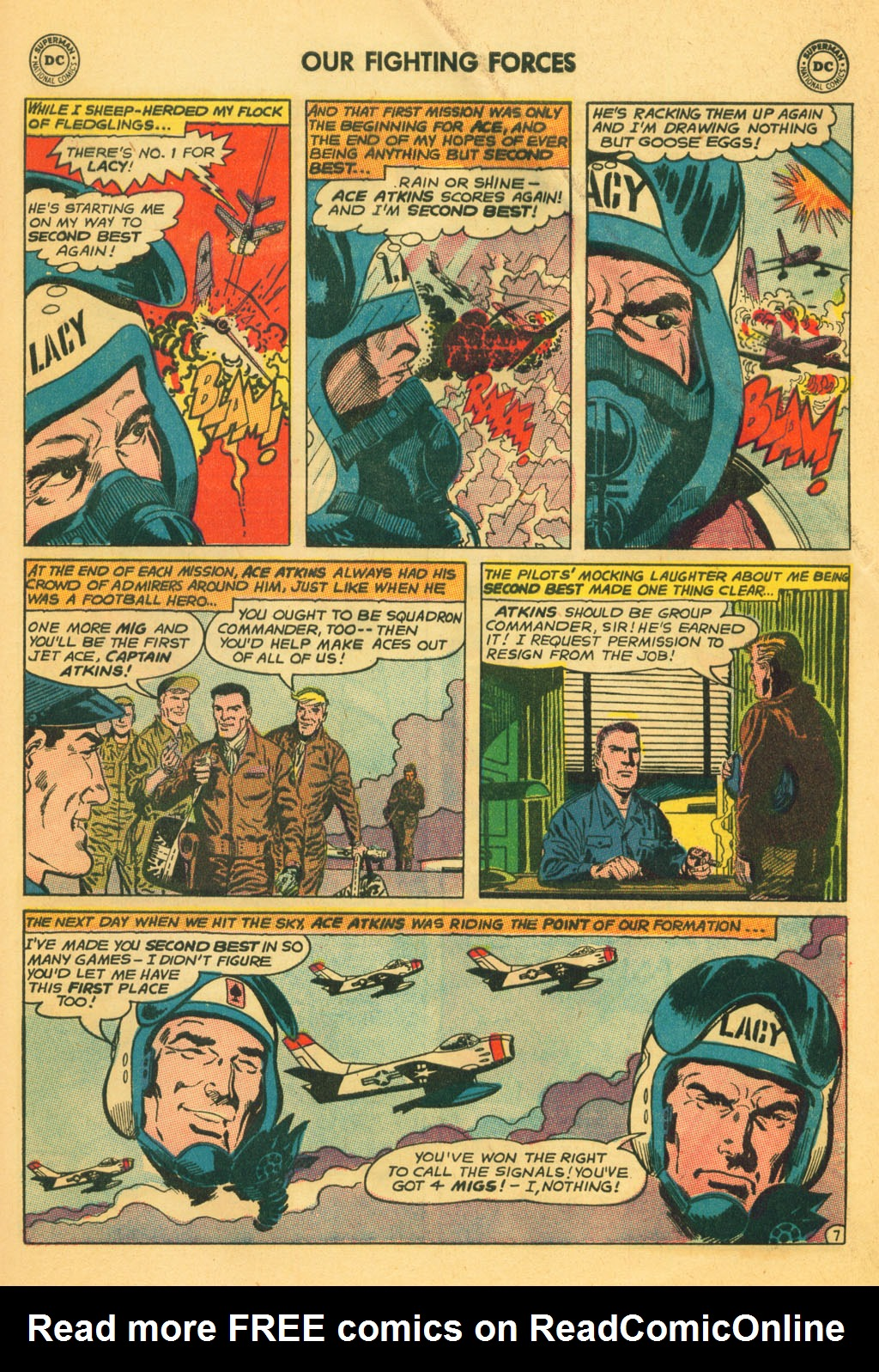 Our Fighting Forces (1954) issue 80 - Page 29