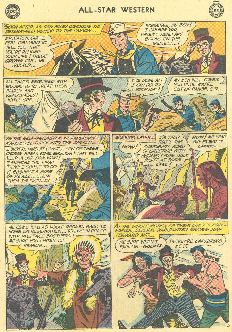 Read online All-Star Western (1951) comic -  Issue #113 - 18