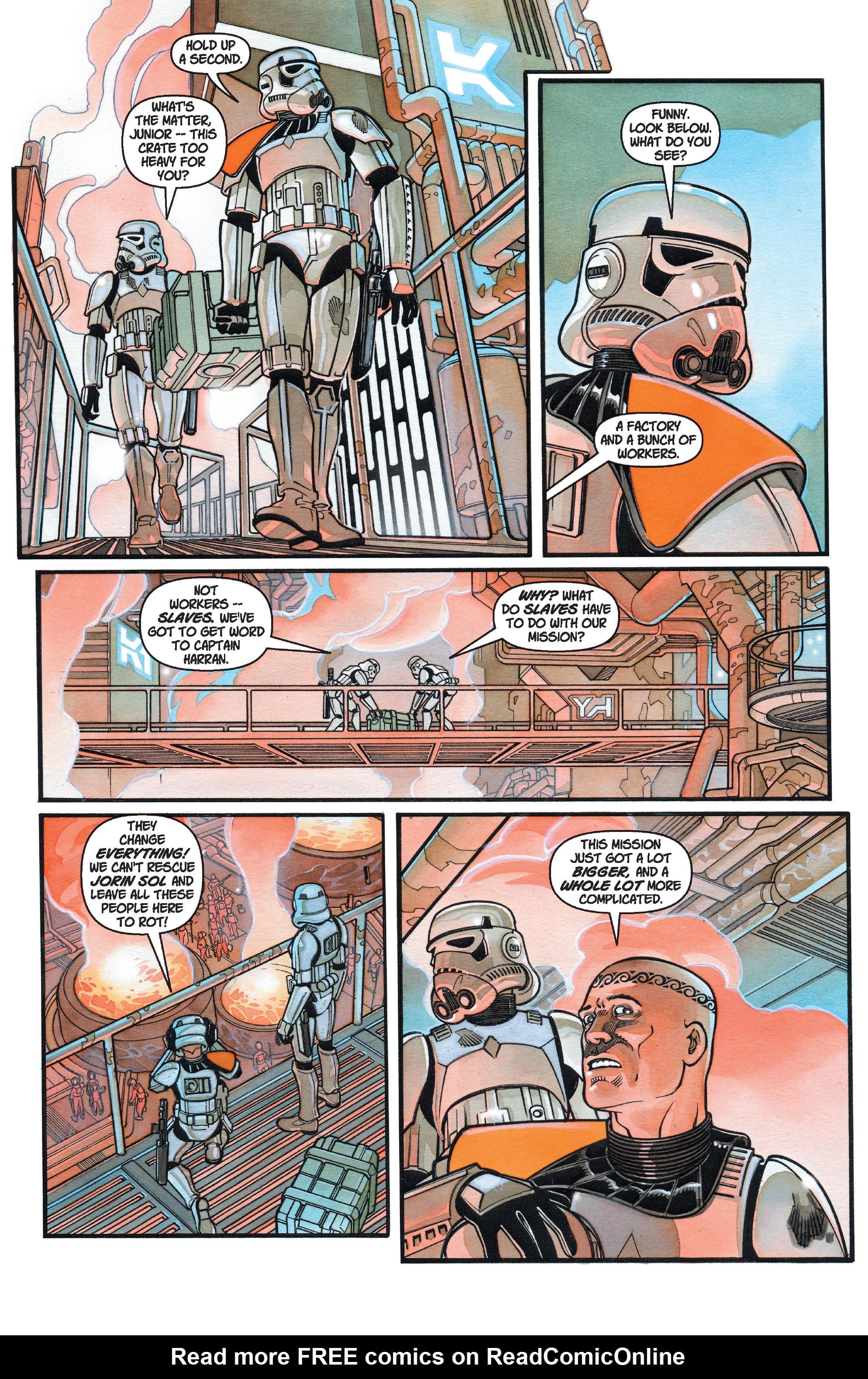 Read online Star Wars Omnibus comic -  Issue # Vol. 22 - 241