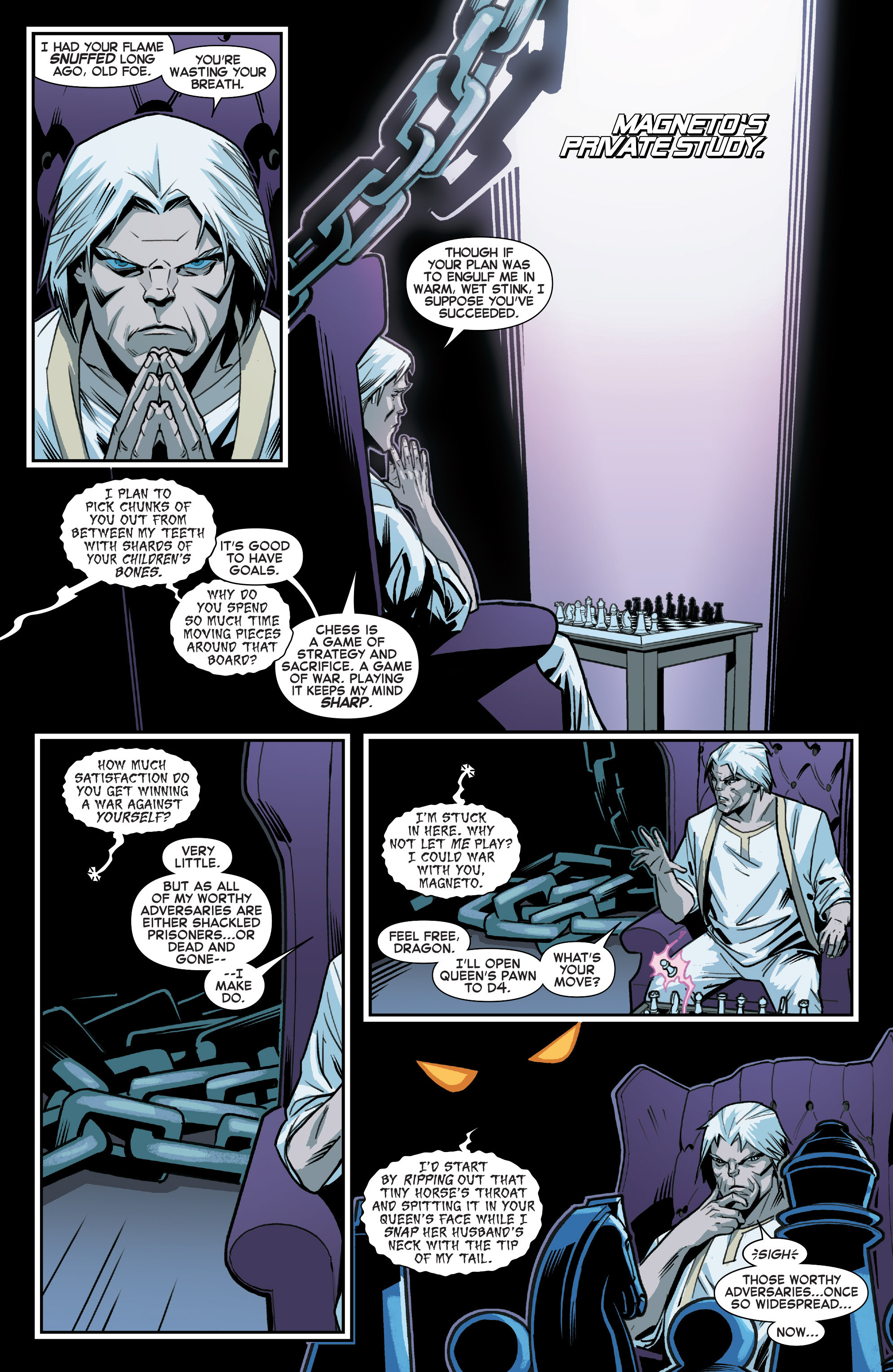 Read online House of M (2015) comic -  Issue #2 - 3
